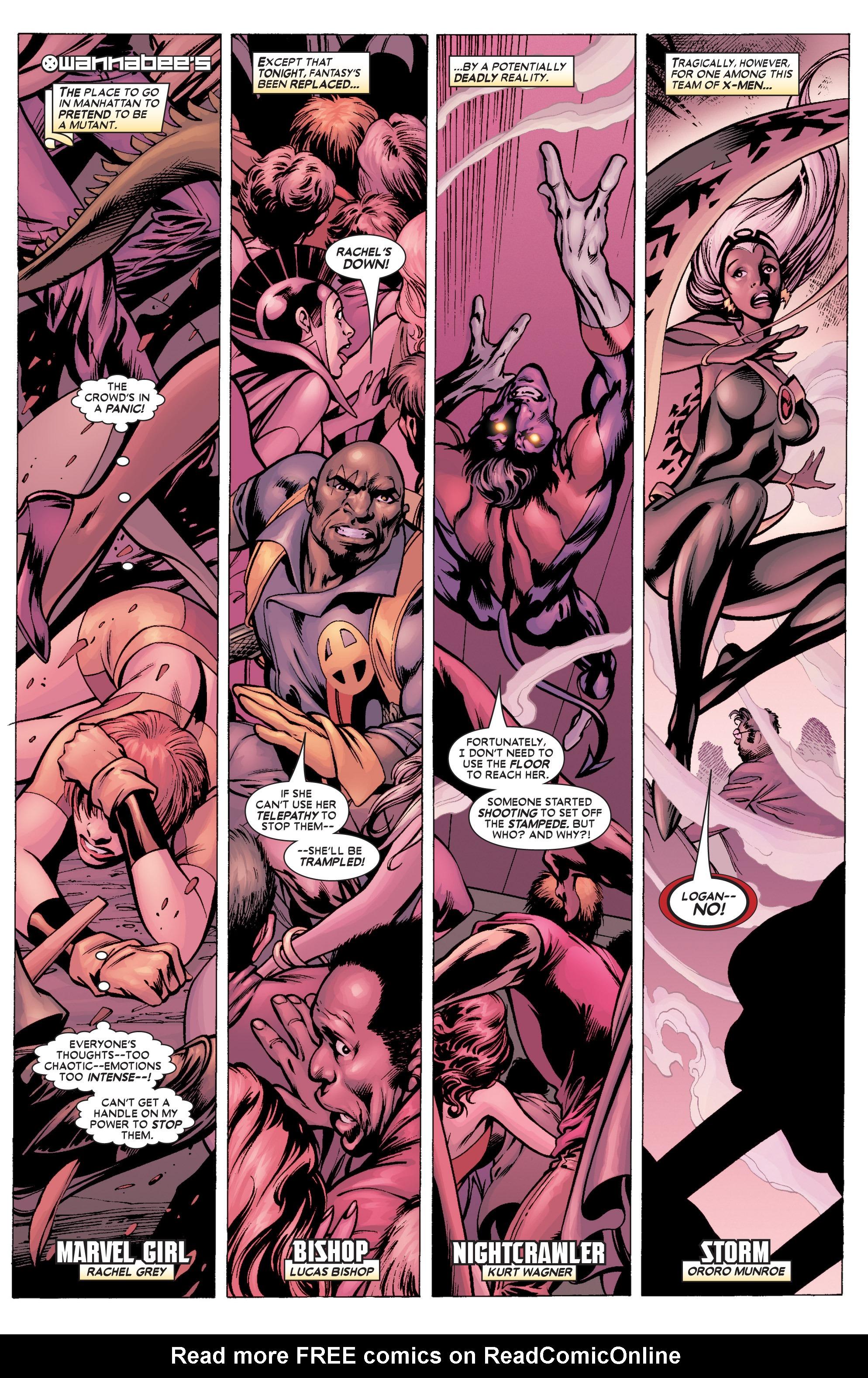 Read online Uncanny X-Men (1963) comic -  Issue #451 - 3
