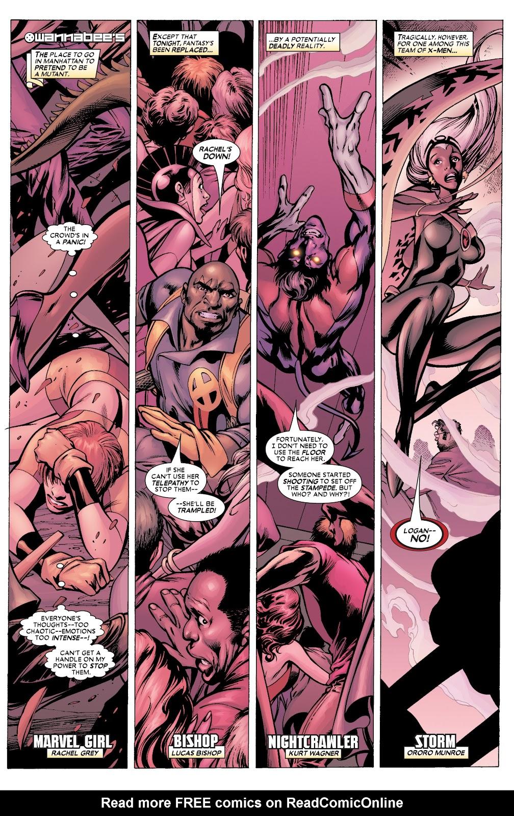 Uncanny X-Men (1963) issue 451 - Page 3