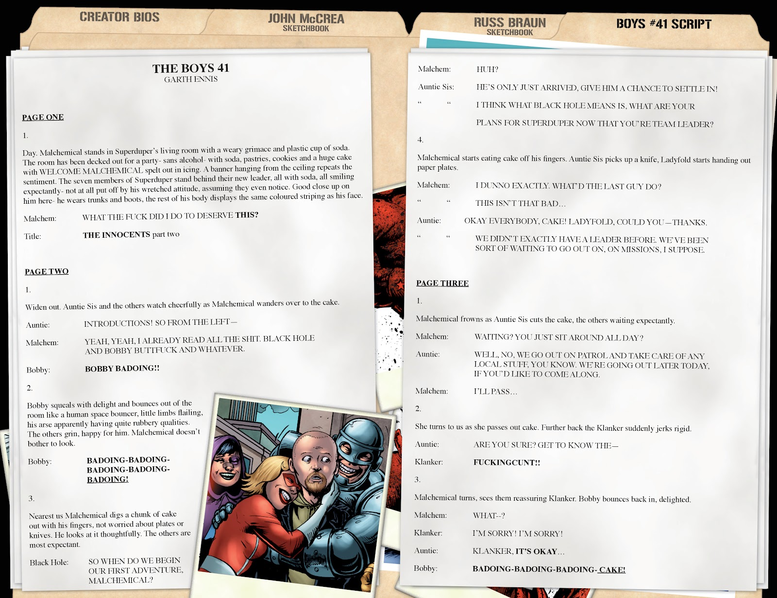 Read online The Boys Omnibus comic -  Issue # TPB 4 (Part 4) - 53