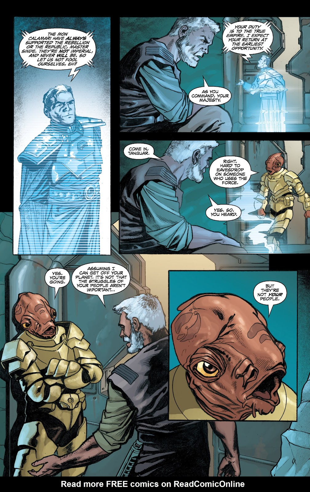 Read online Star Wars Legends: Legacy - Epic Collection comic -  Issue # TPB 2 (Part 4) - 24