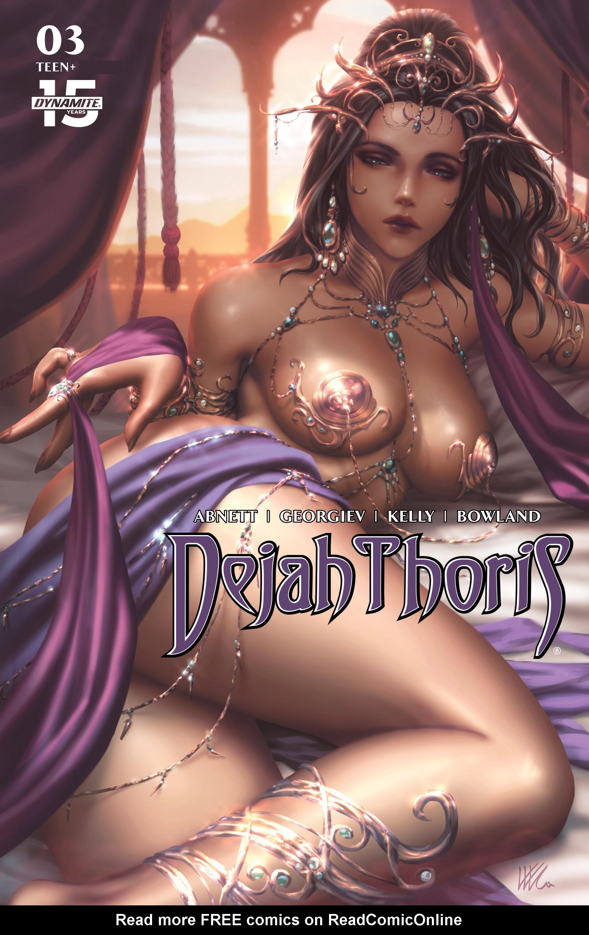 Dejah Thoris (2019) issue 3 - Page 2