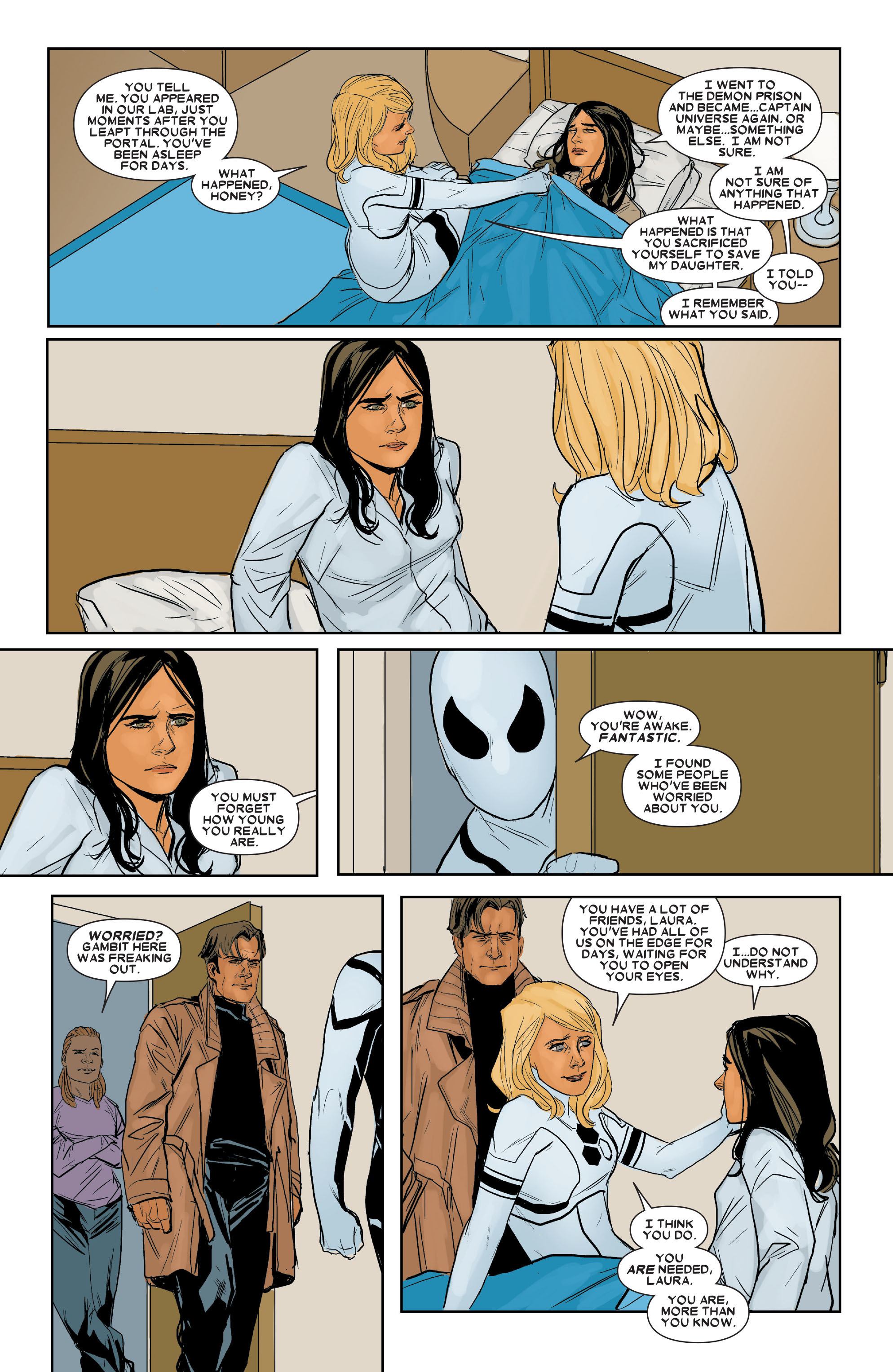 Read online X-23 (2010) comic -  Issue #16 - 20