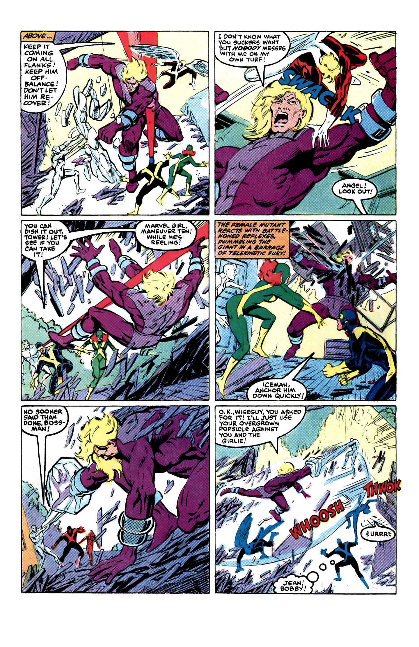Read online X-Factor (1986) comic -  Issue #2 - 22
