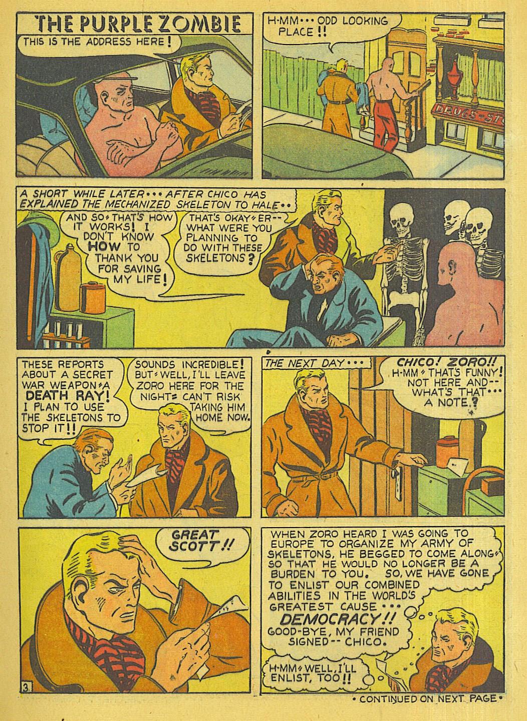Reglar Fellers Heroic Comics issue 5 - Page 16