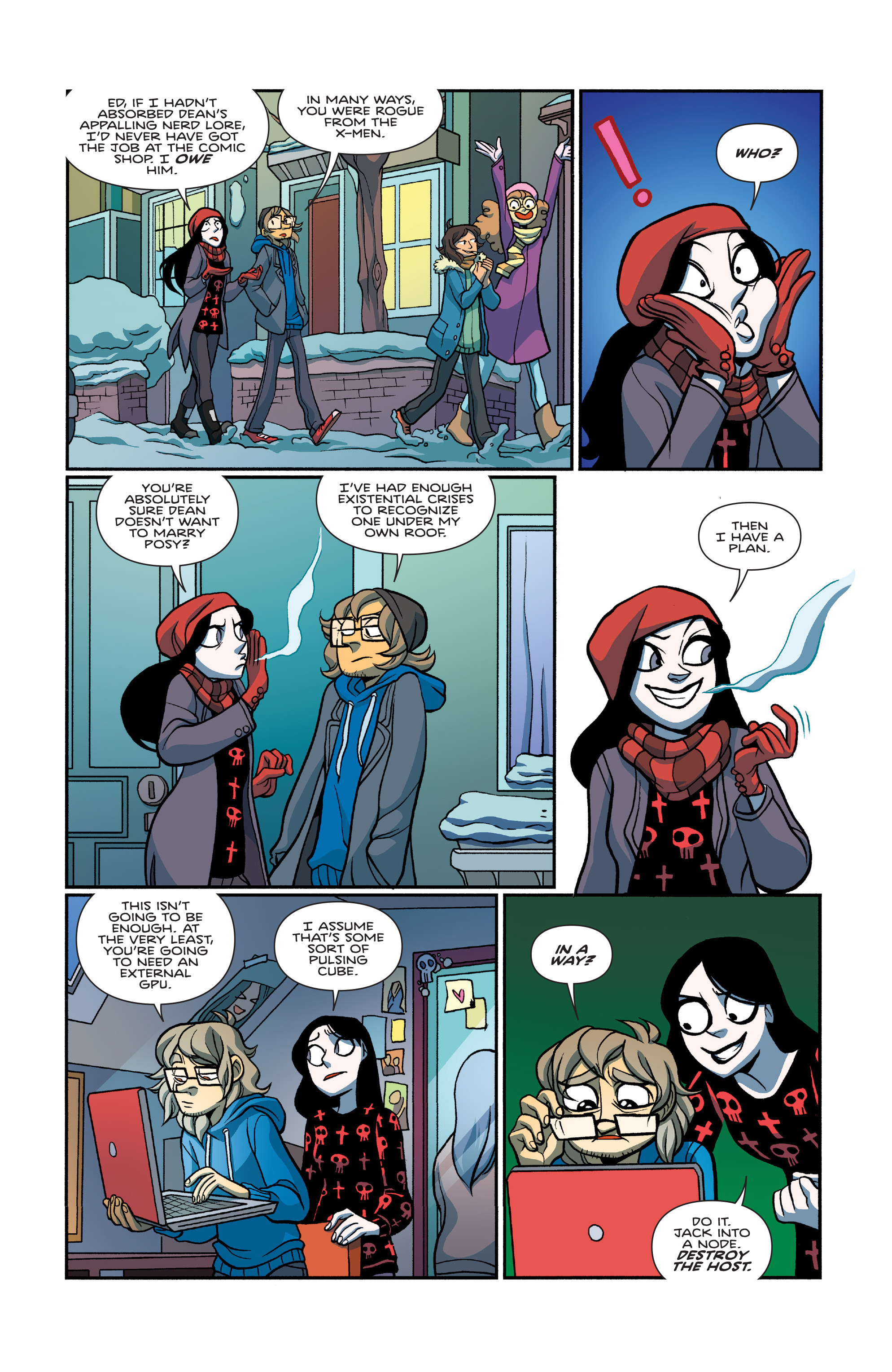 Read online Giant Days (2015) comic -  Issue #26 - 19