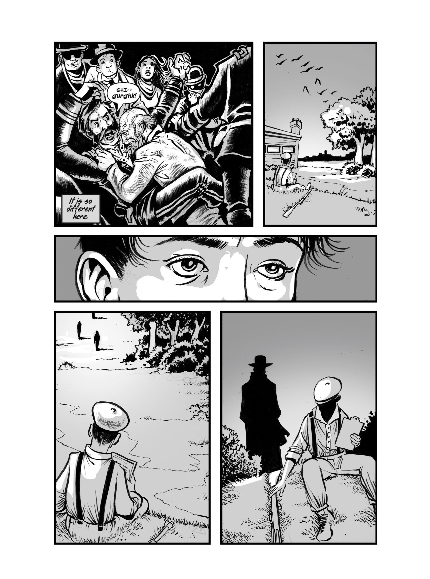Read online FUBAR comic -  Issue #3 - 208