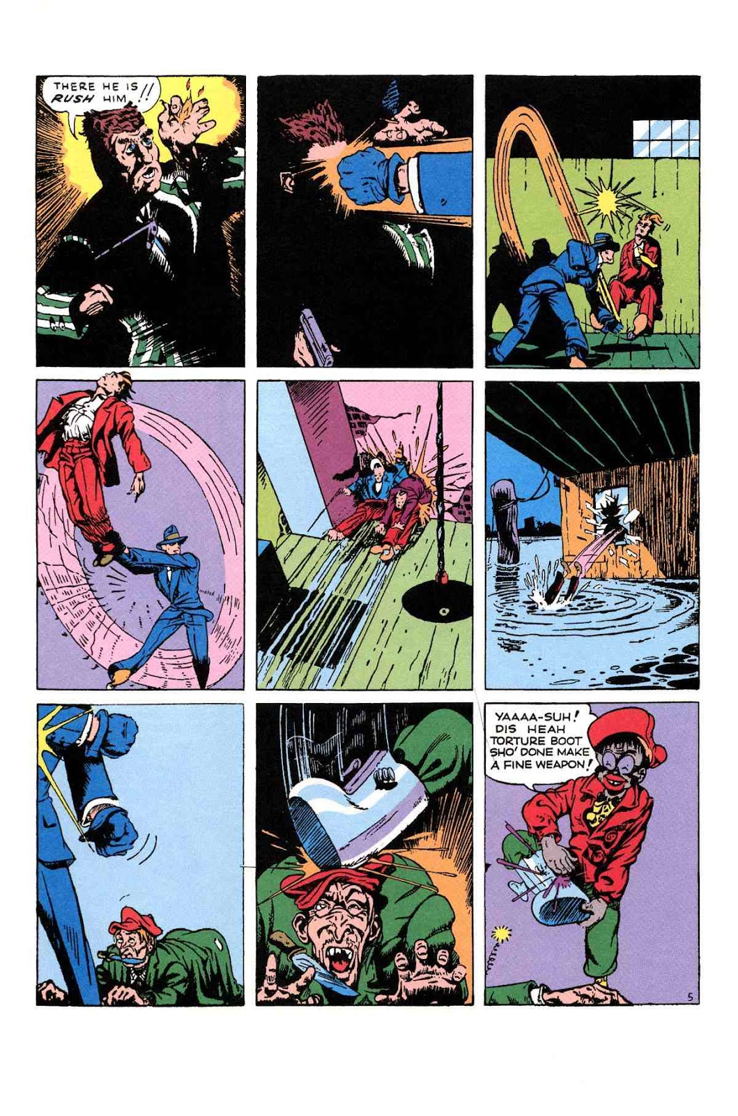 Read online Will Eisner's The Spirit Archives comic -  Issue # TPB 1 (Part 2) - 81