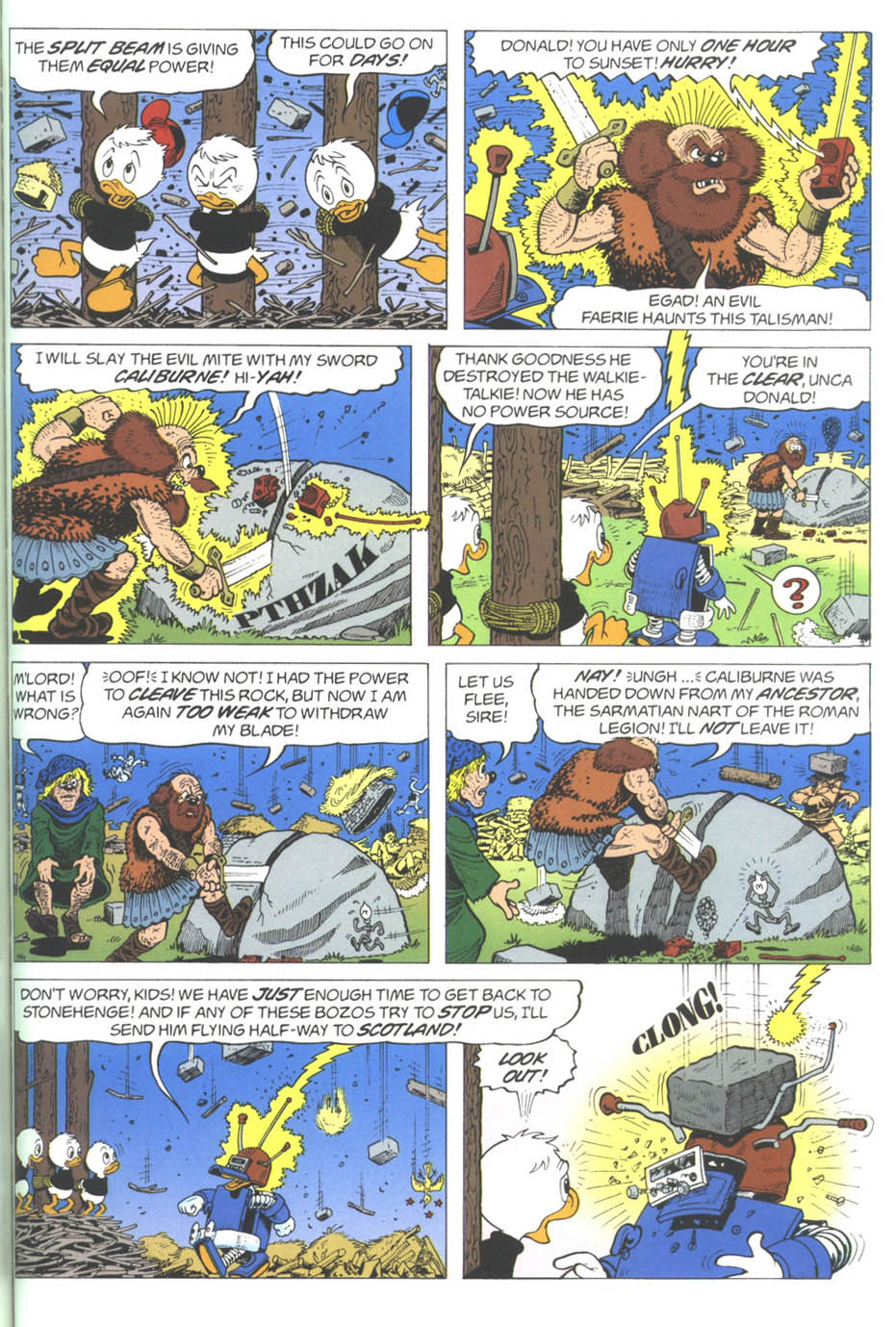 Walt Disney's Comics and Stories issue 609 - Page 61