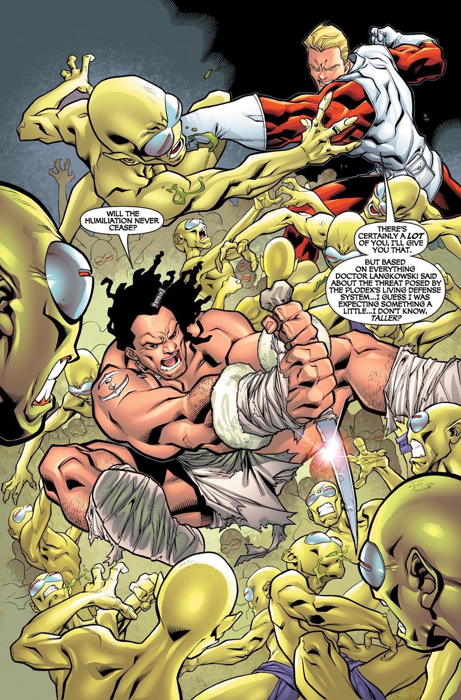 Read online Alpha Flight (2004) comic -  Issue #4 - 19