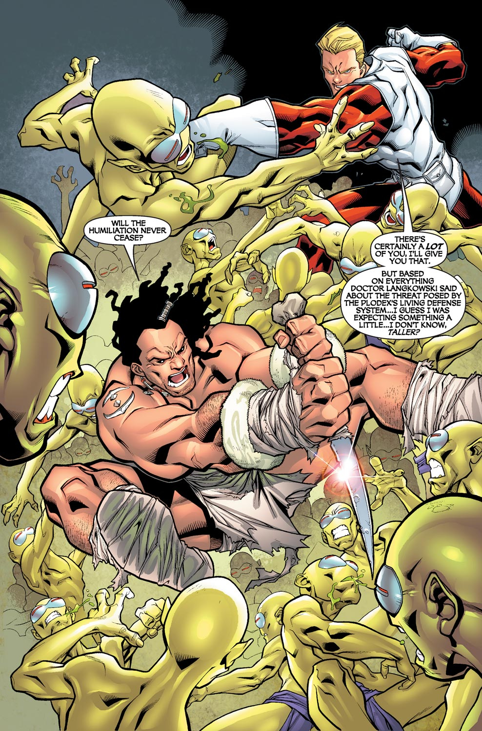Alpha Flight (2004) issue 4 - Page 19