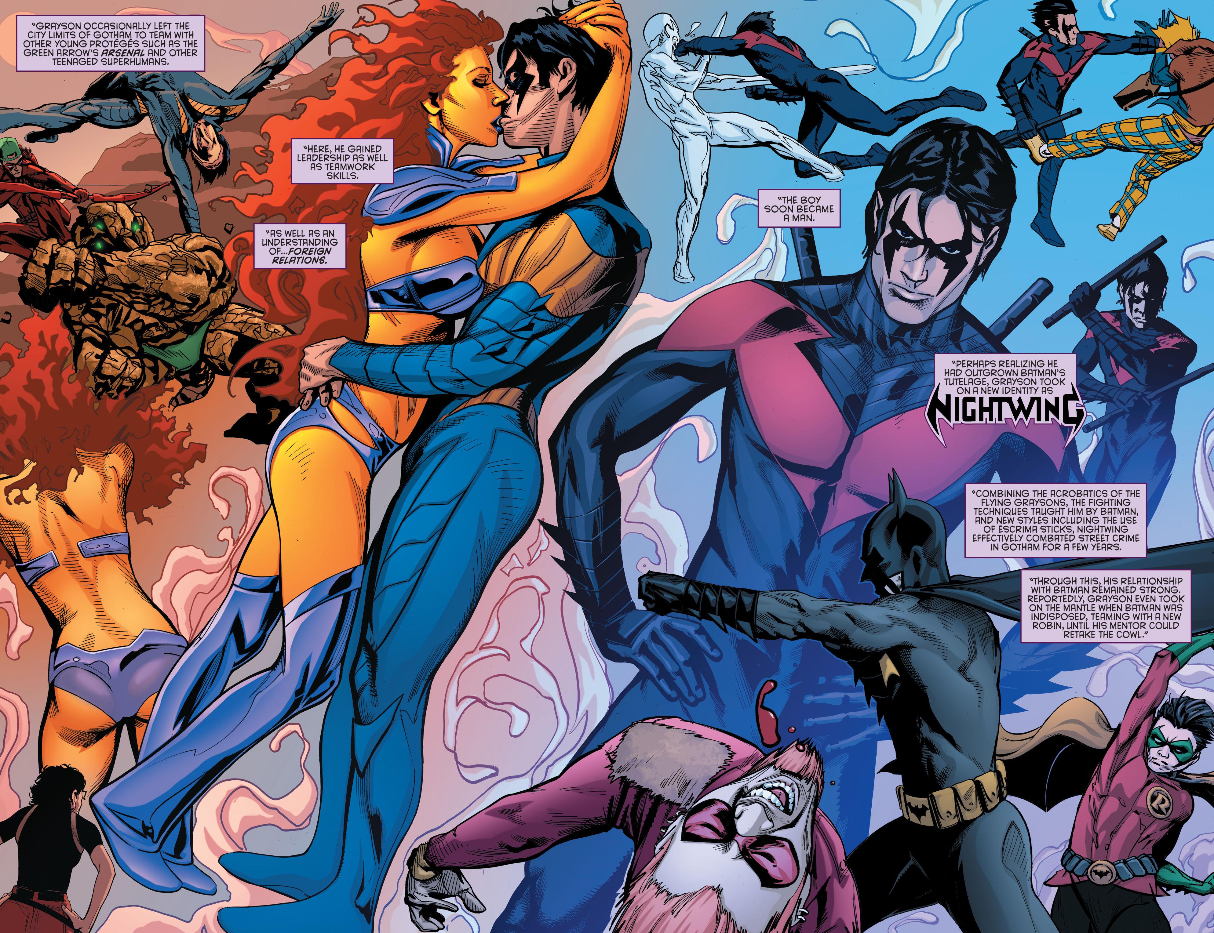 Read online Secret Origins (2014) comic -  Issue #8 - 6