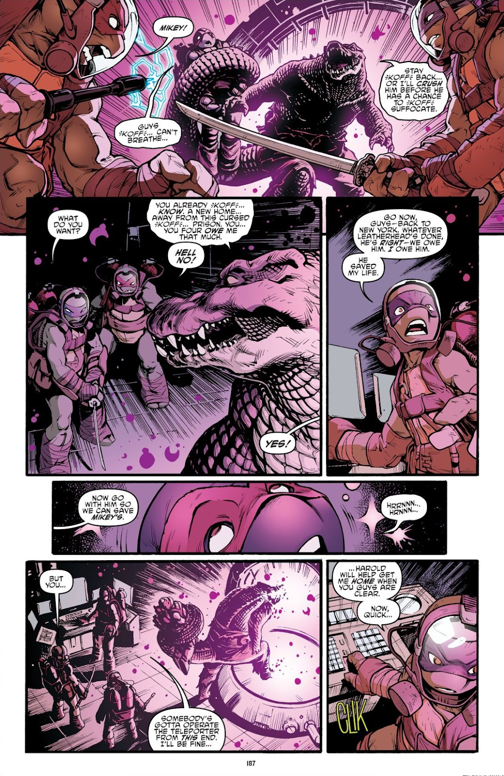 Read online Teenage Mutant Ninja Turtles: The IDW Collection comic -  Issue # TPB 7 (Part 2) - 80