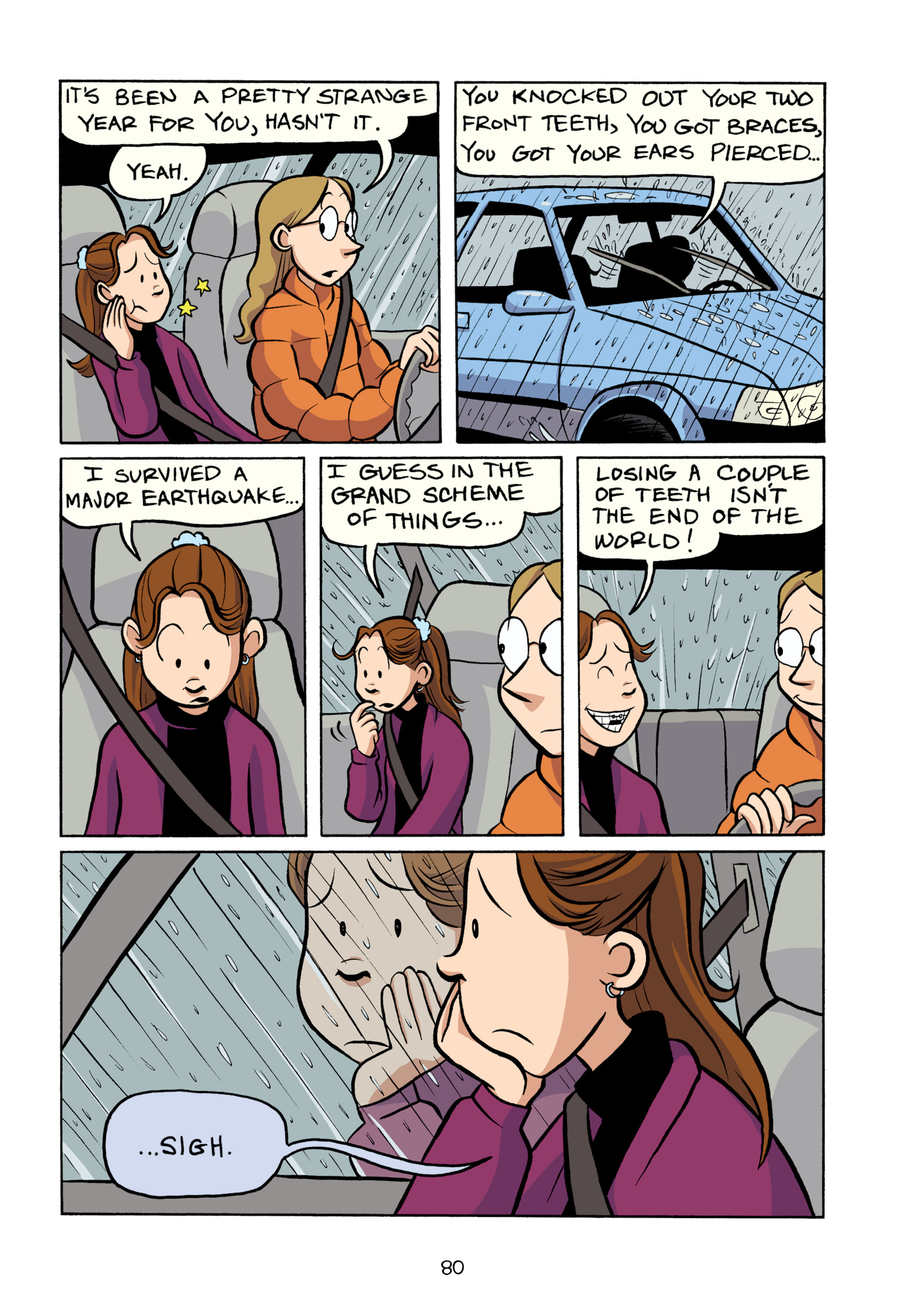 Read online Smile comic -  Issue # TPB - 86