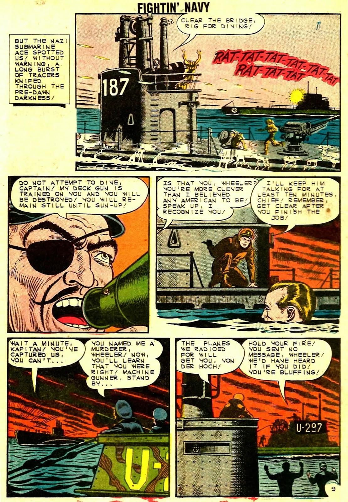 Read online Fightin' Navy comic -  Issue #109 - 32