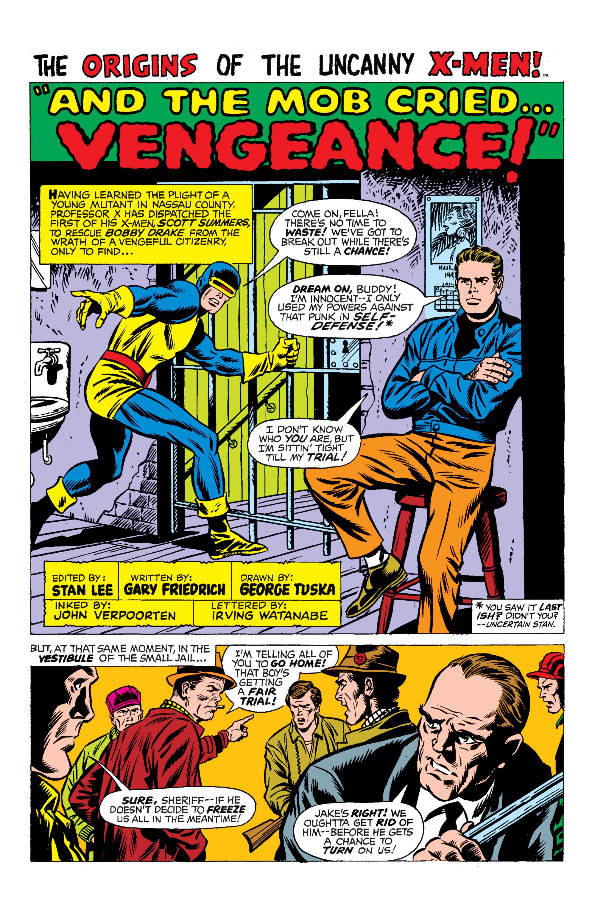 Uncanny X-Men (1963) 45 Page 16