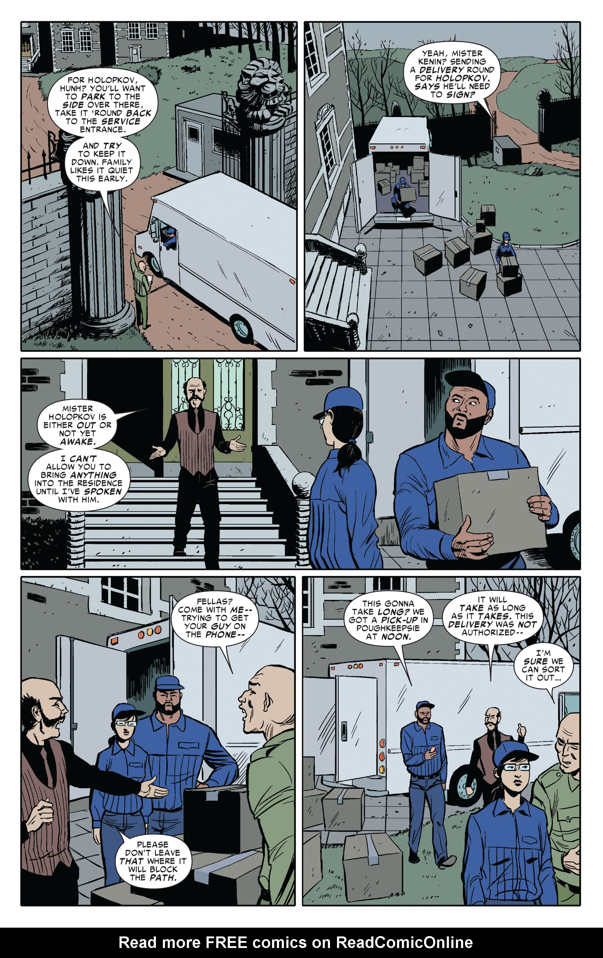 Read online Amazing Spider-Man Presents: Black Cat comic -  Issue #3 - 17
