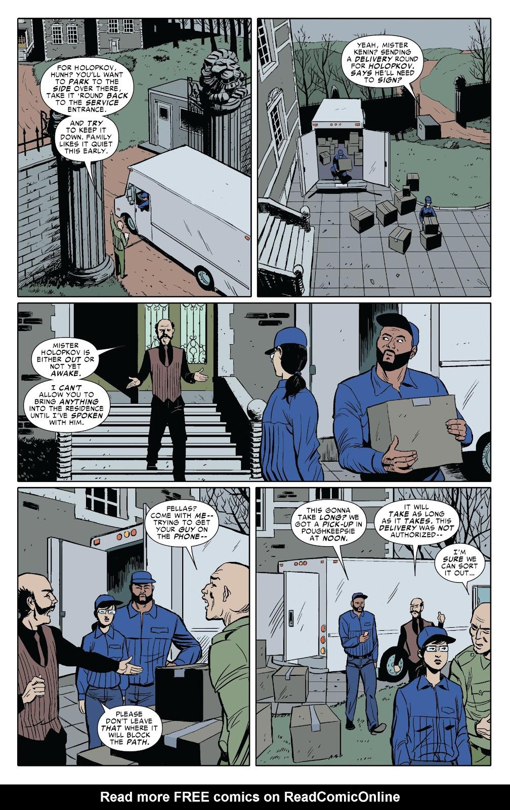 Amazing Spider-Man Presents: Black Cat Issue #3 #3 - English 17