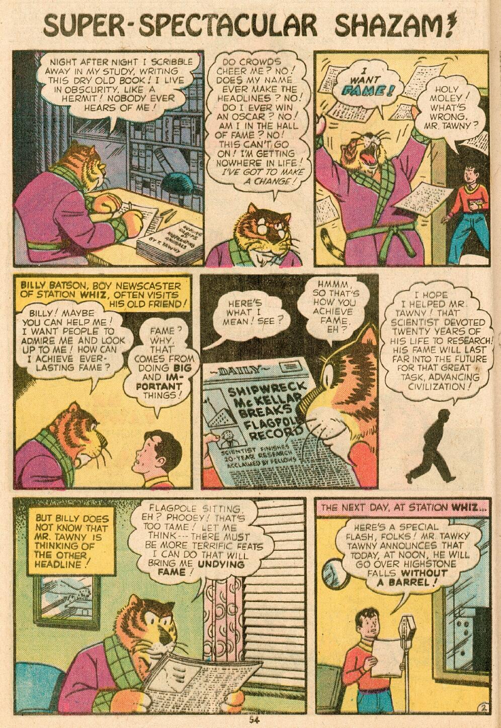 Read online Shazam! (1973) comic -  Issue #14 - 45
