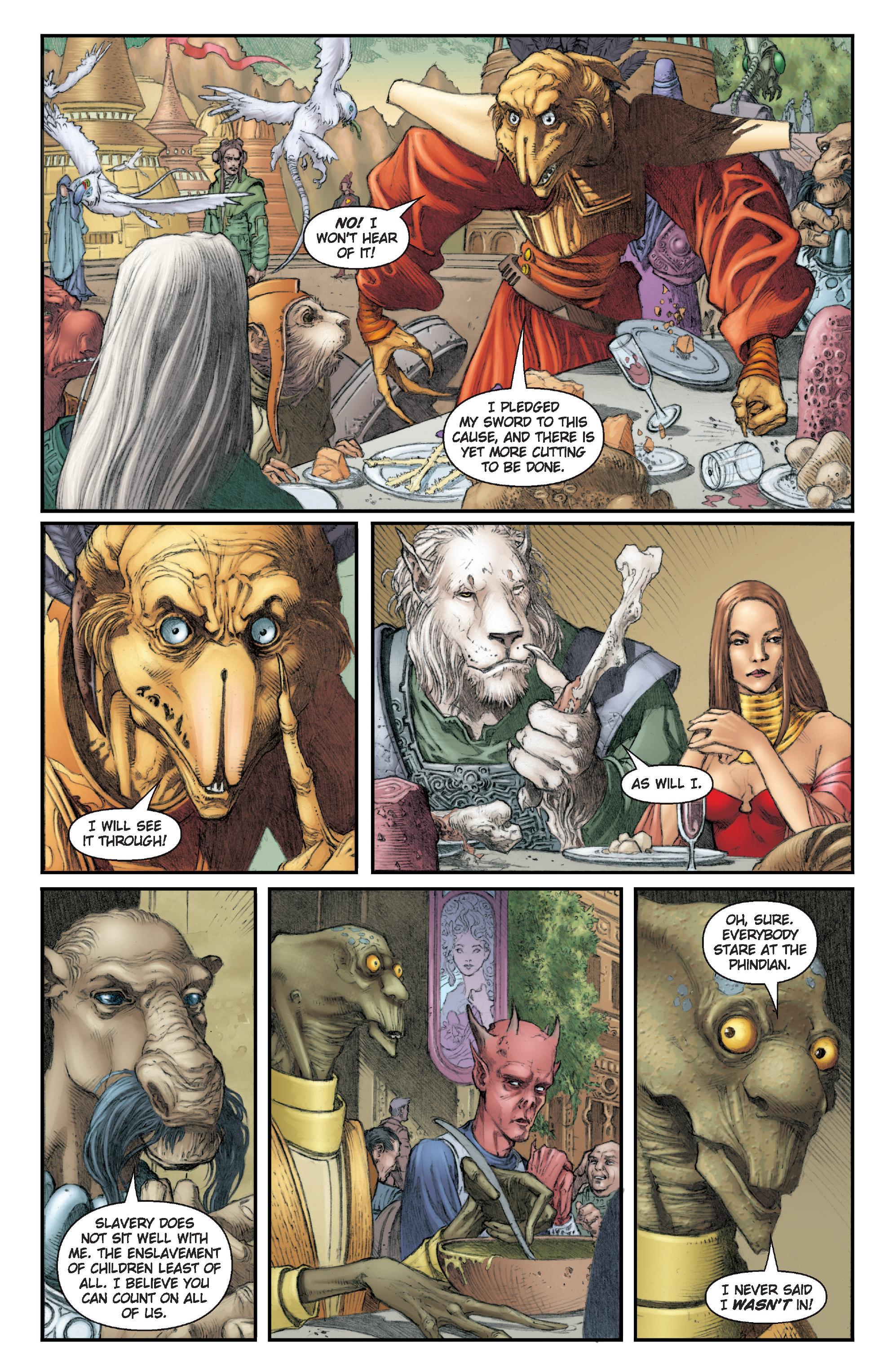 Read online Star Wars Omnibus comic -  Issue # Vol. 31 - 151