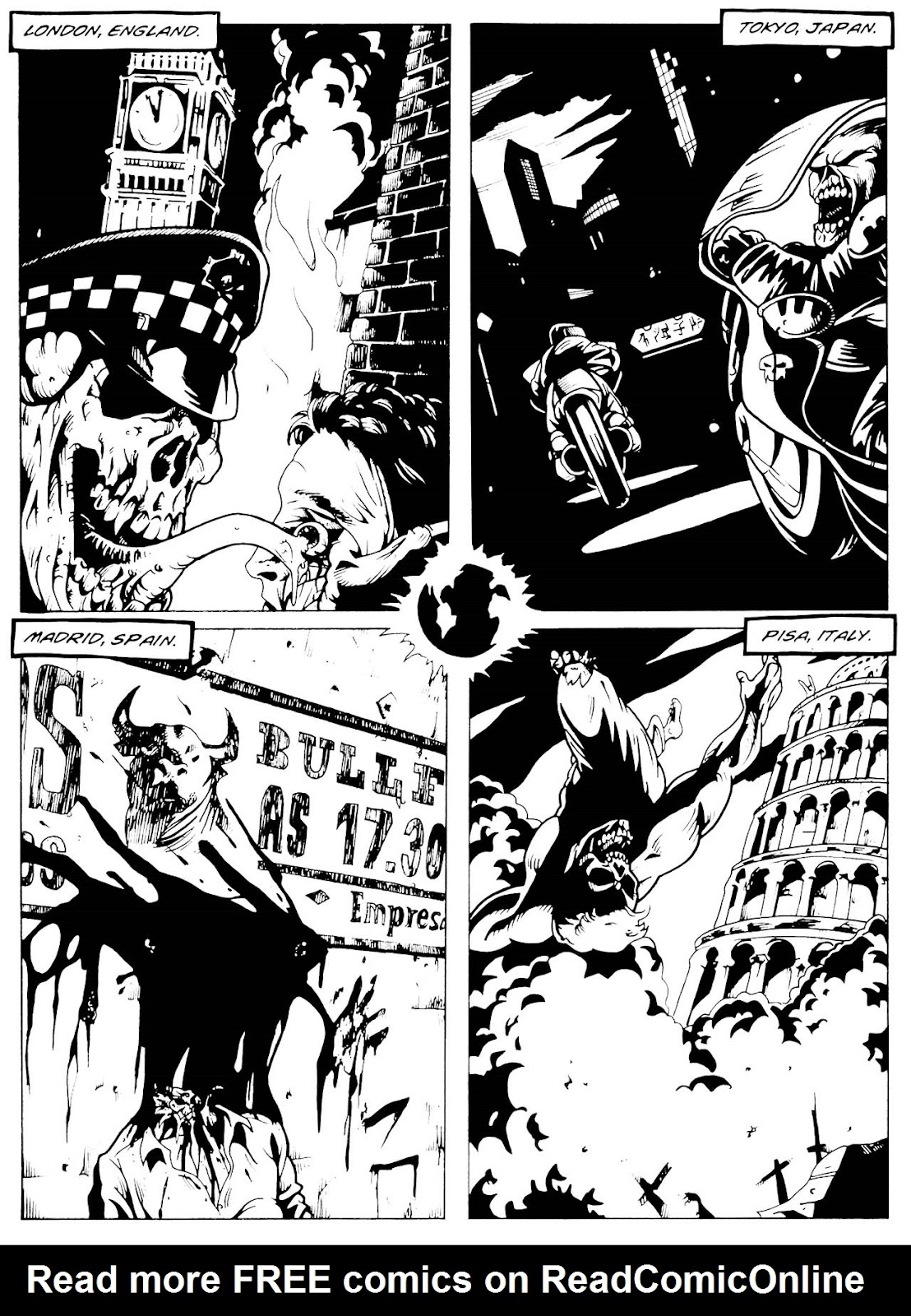 Read online Night of the Living Dead (1994) comic -  Issue #3 - 5