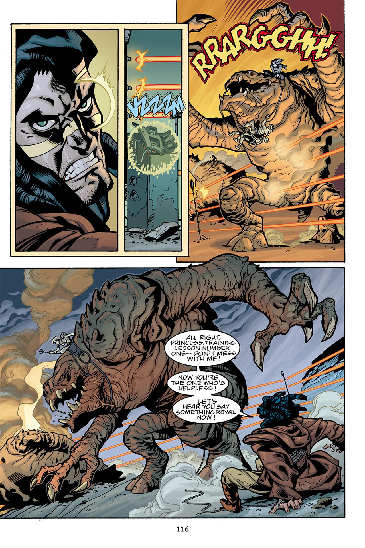 Read online Star Wars Omnibus comic -  Issue # Vol. 15 - 113