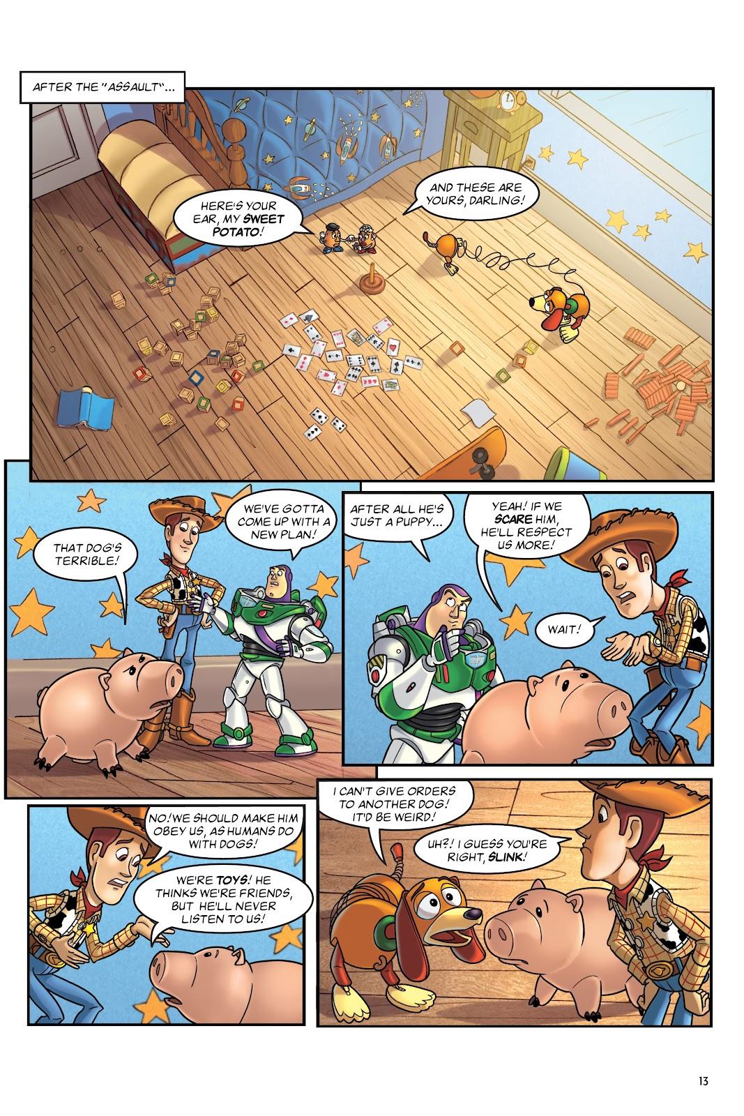 Read online DISNEY·PIXAR Toy Story Adventures comic -  Issue # TPB 1 (Part 1) - 13