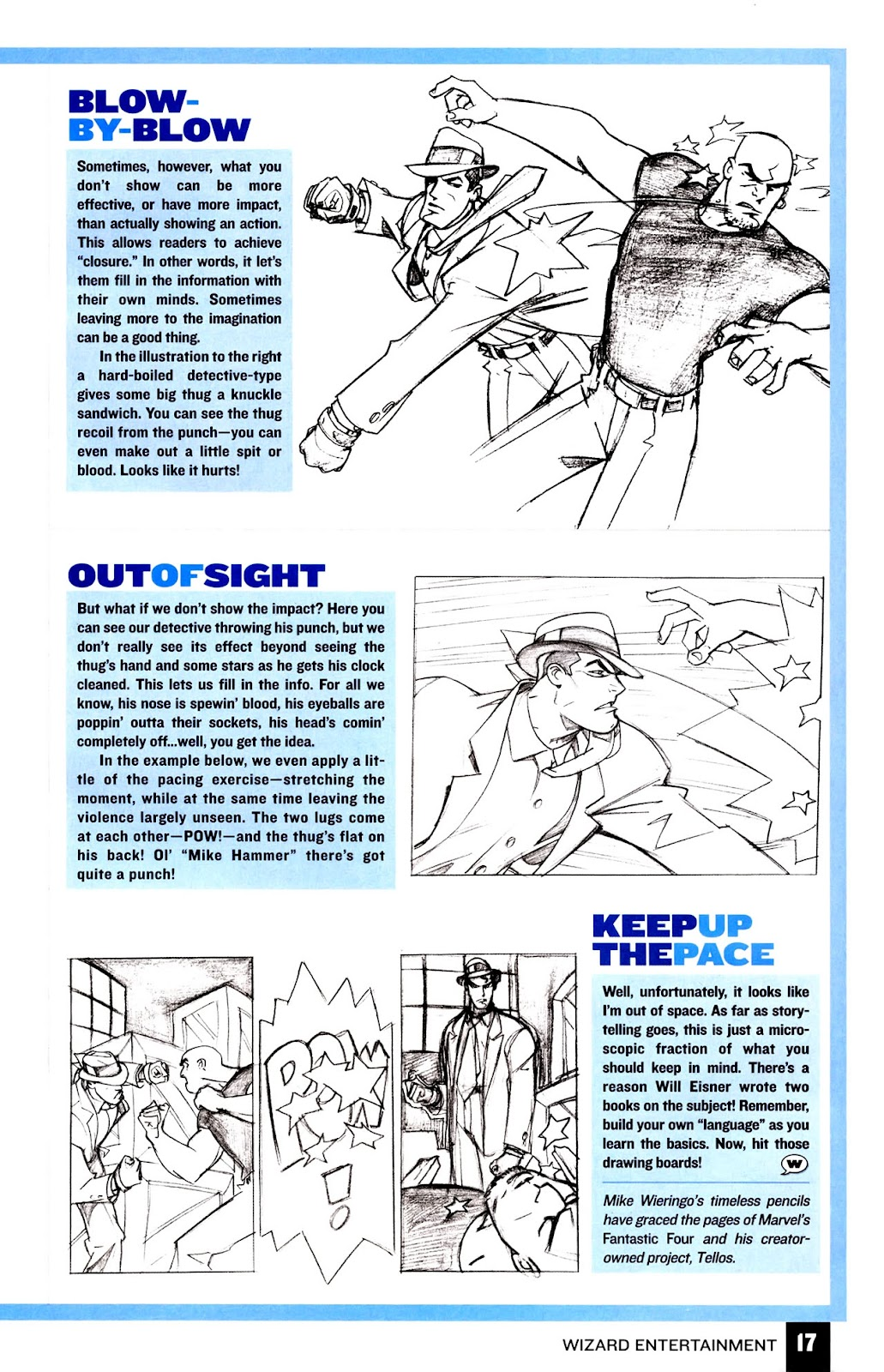 Read online Wizard How to Draw Sampler comic -  Issue # Full - 18