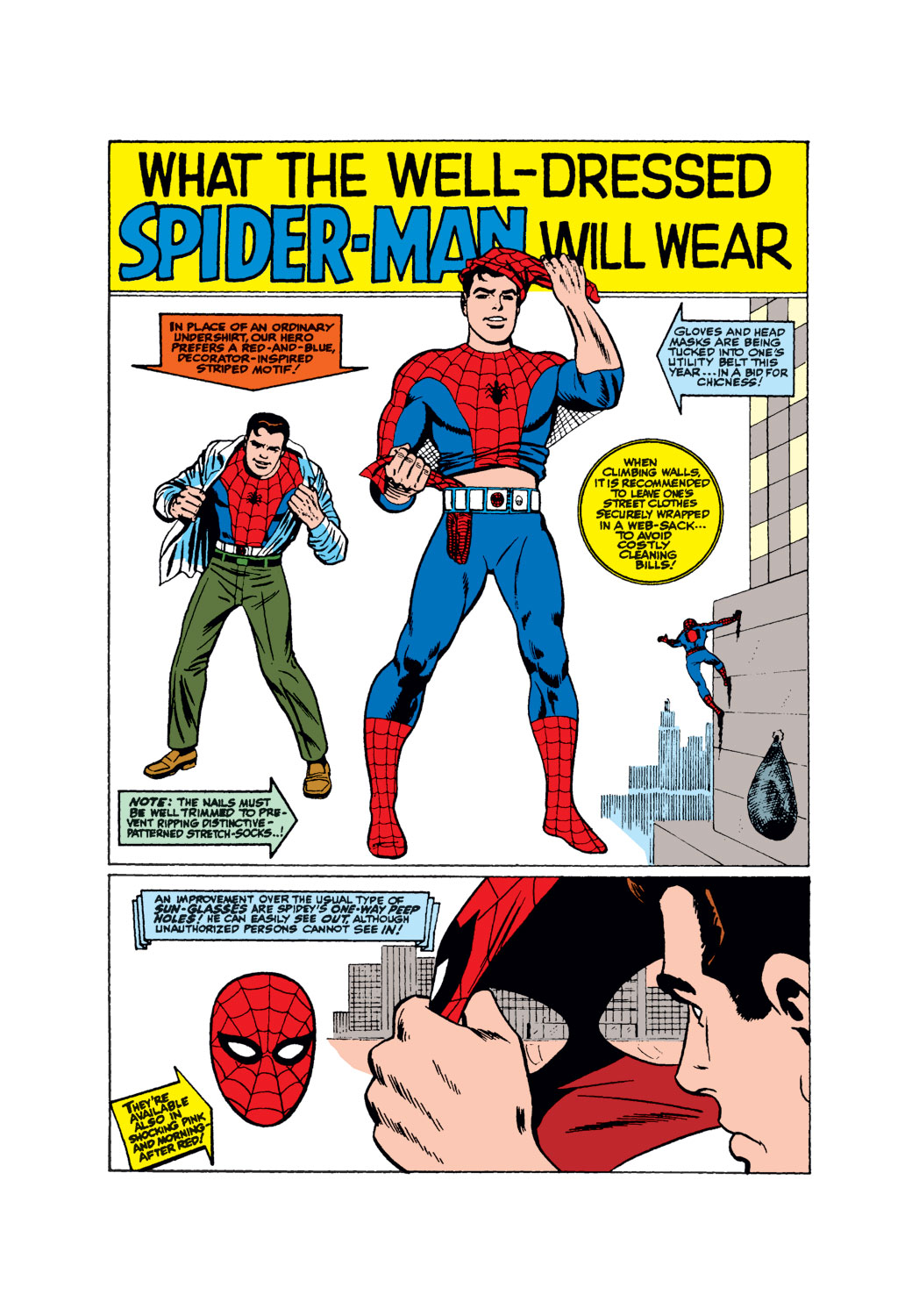 The Amazing Spider-Man (1963) _Annual_4 Page 42