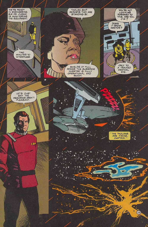 Read online Star Trek (1989) comic -  Issue # _Special 2 - 22