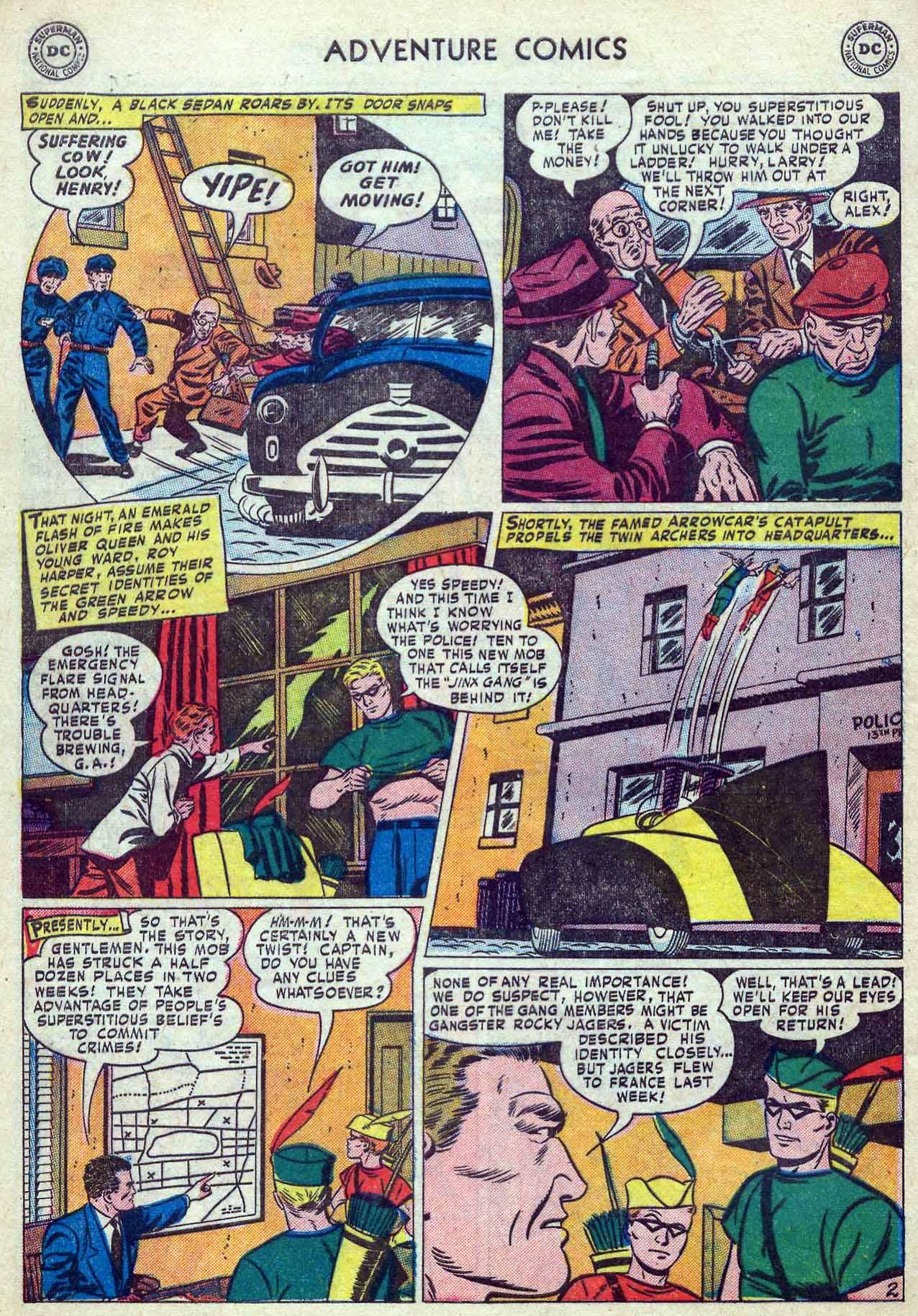 Read online Adventure Comics (1938) comic -  Issue #180 - 36