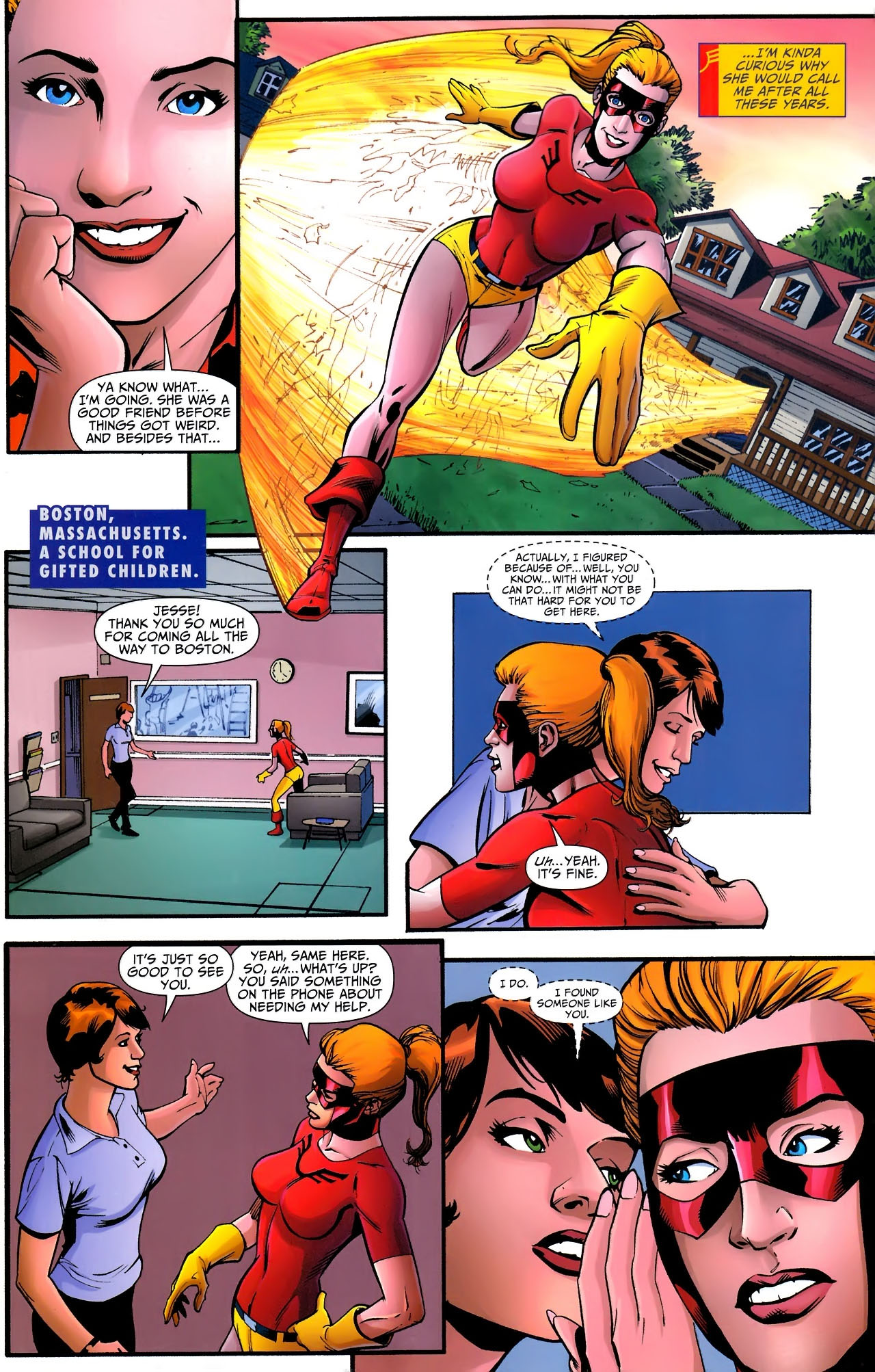 Read online JSA 80-Page Giant 2011 comic -  Issue # Full - 44