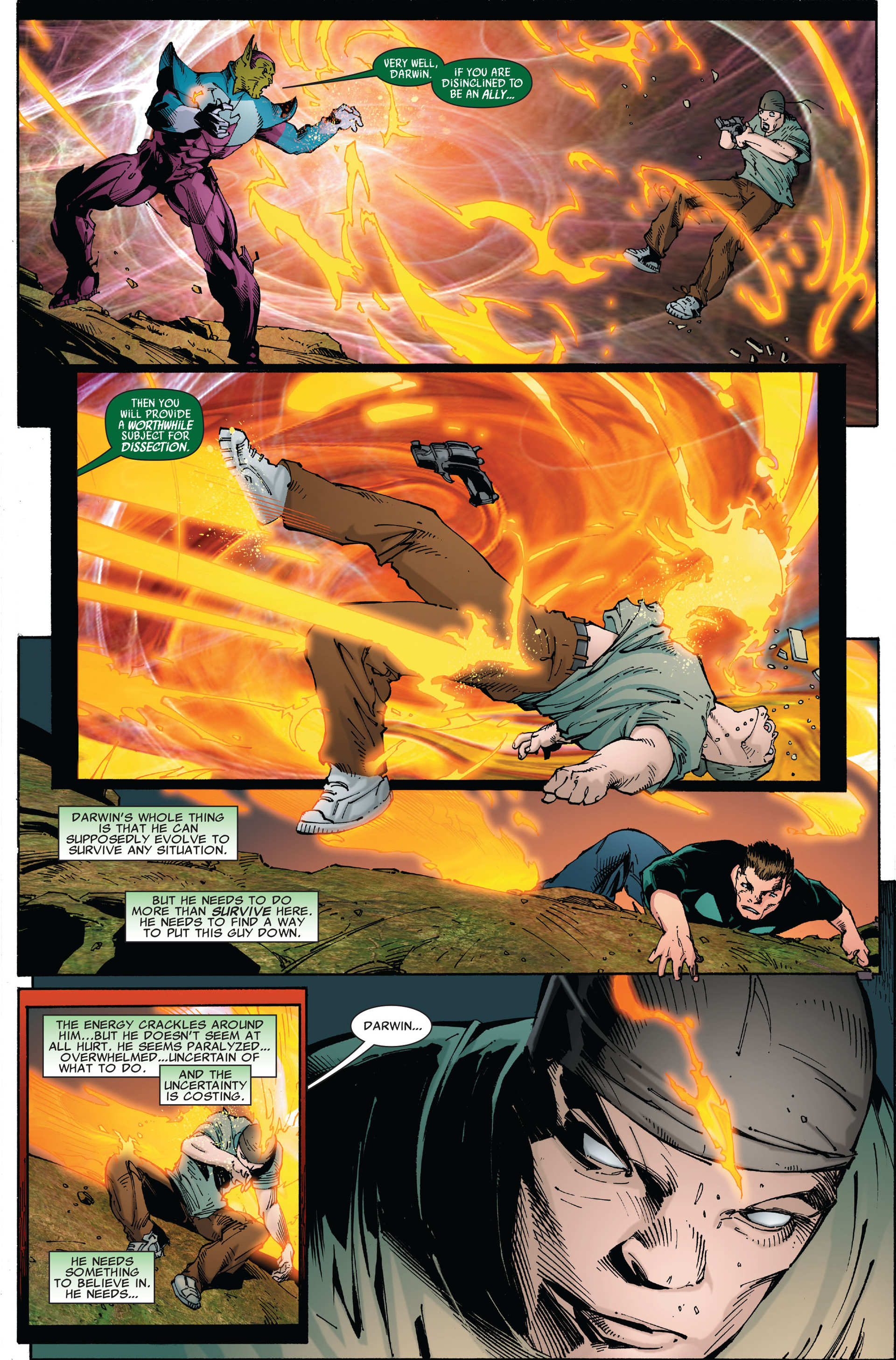 Read online X-Factor (2006) comic -  Issue #34 - 20