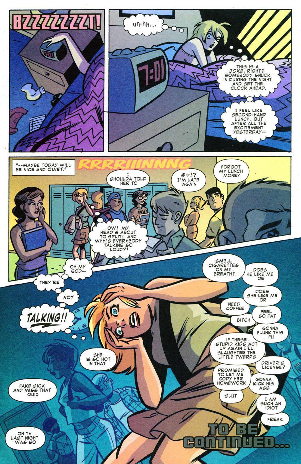 Read online Bad Girls comic -  Issue #2 - 23