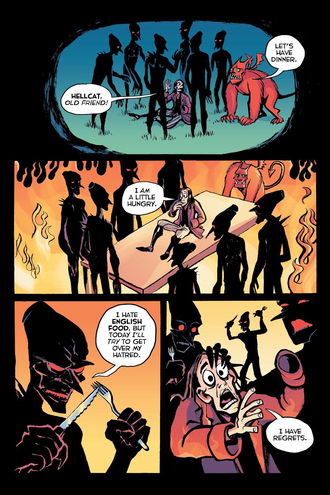 Read online Creature Tech (2019) comic -  Issue # TPB (Part 2) - 101