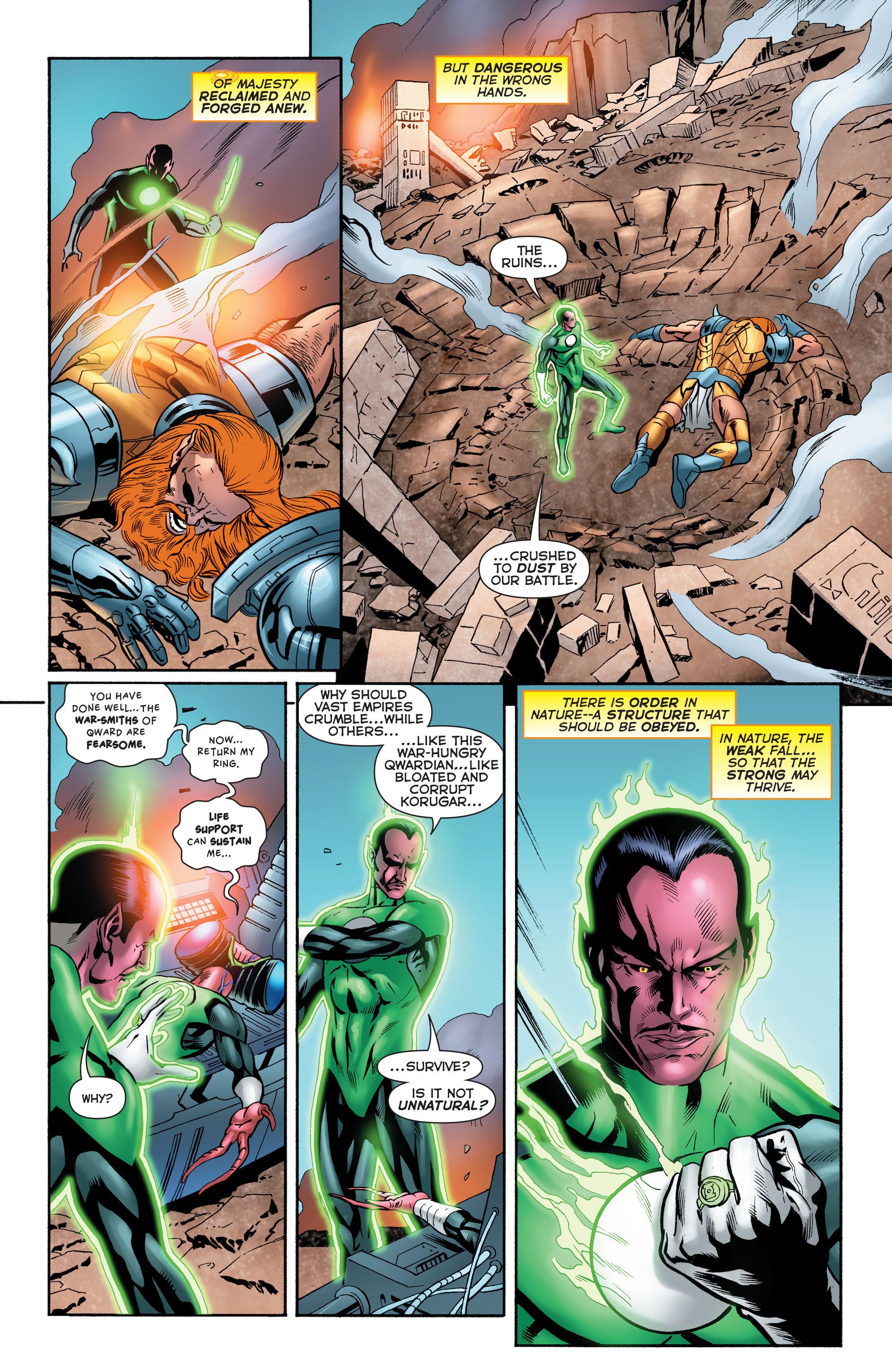 Read online Secret Origins (2014) comic -  Issue #6 - 30
