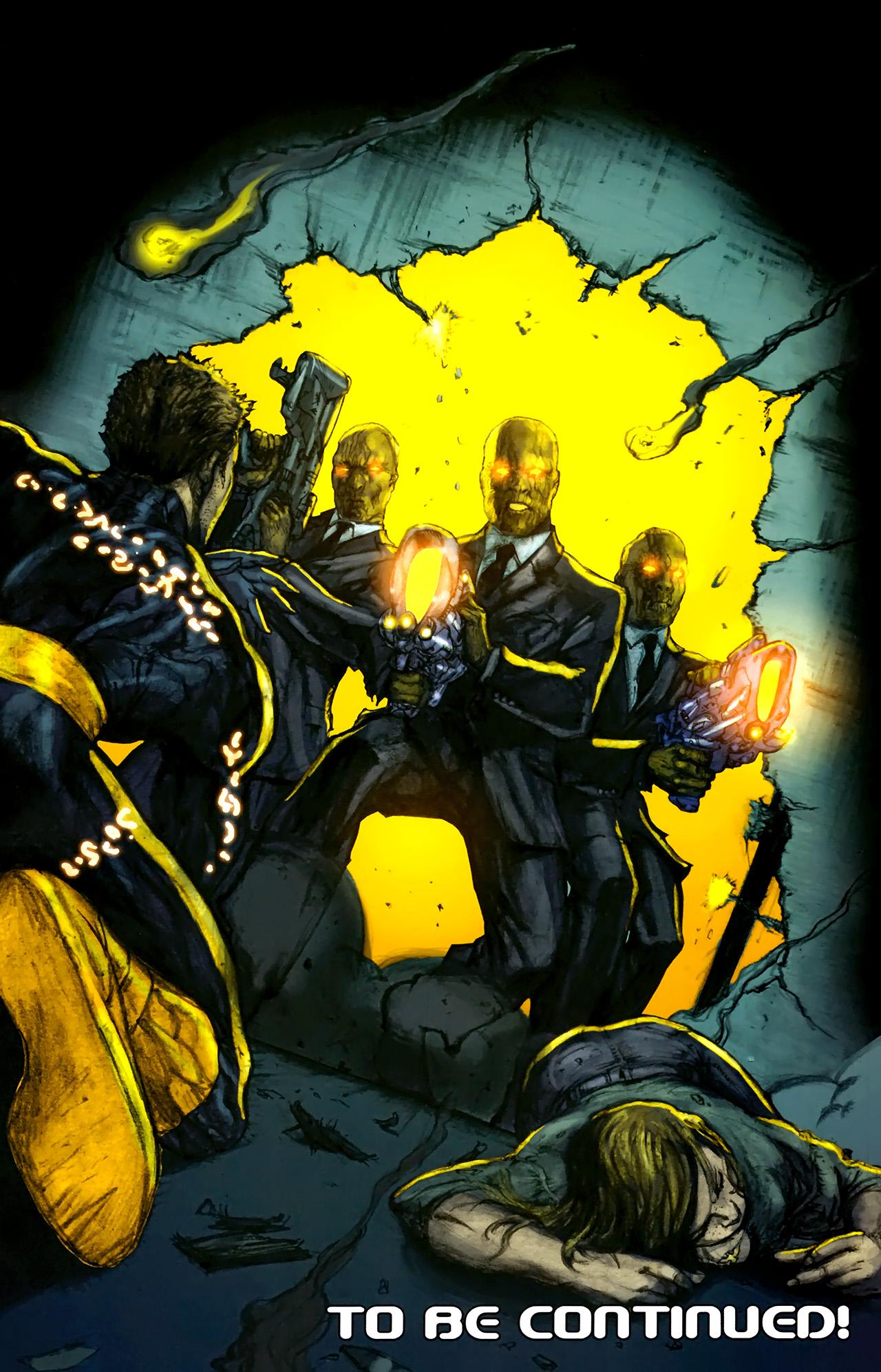 Read online Phoenix comic -  Issue #1 - 24