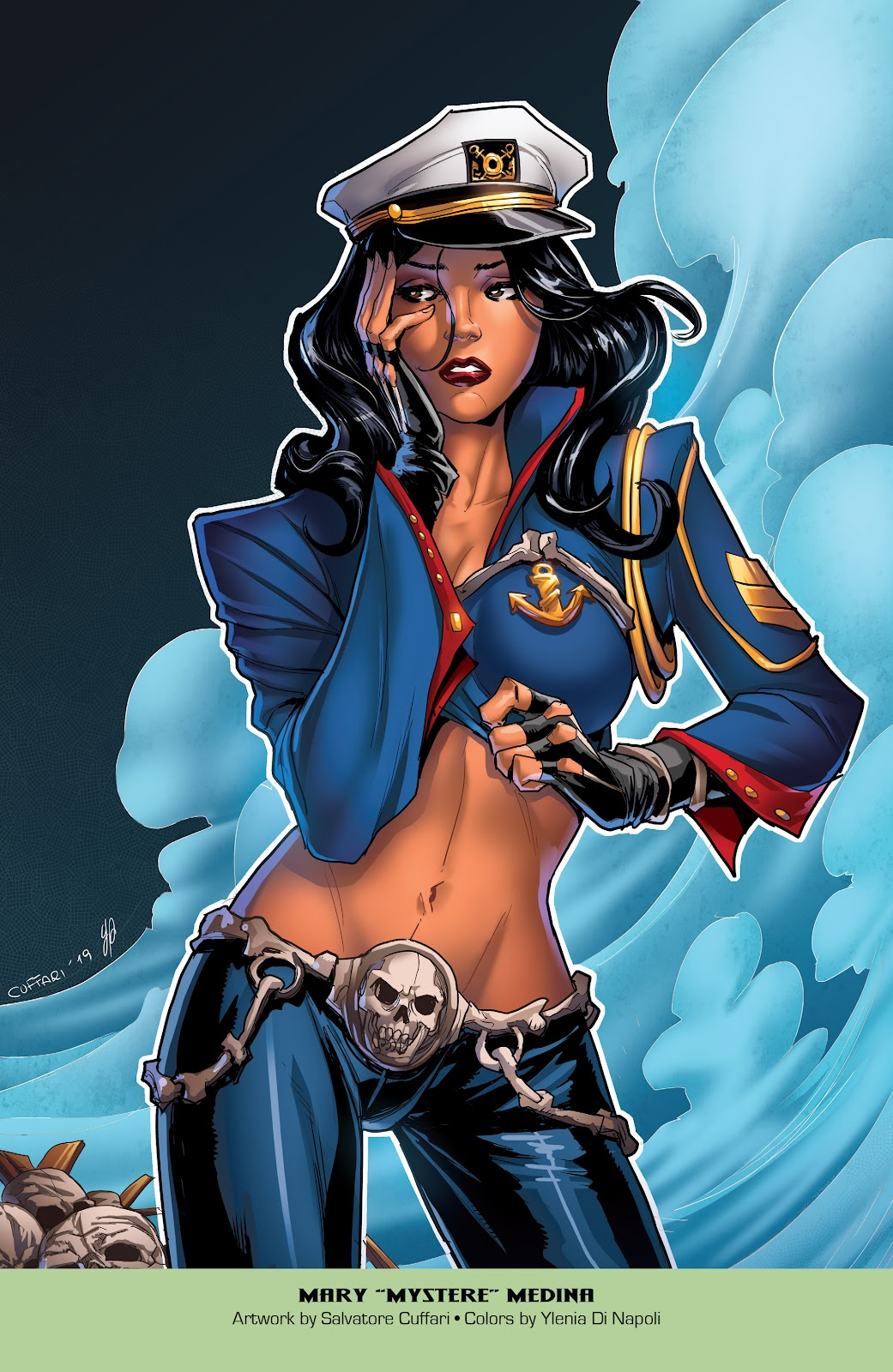 Read online Grimm Fairy Tales: 2019 Armed Forces Edition comic -  Issue # Full - 22