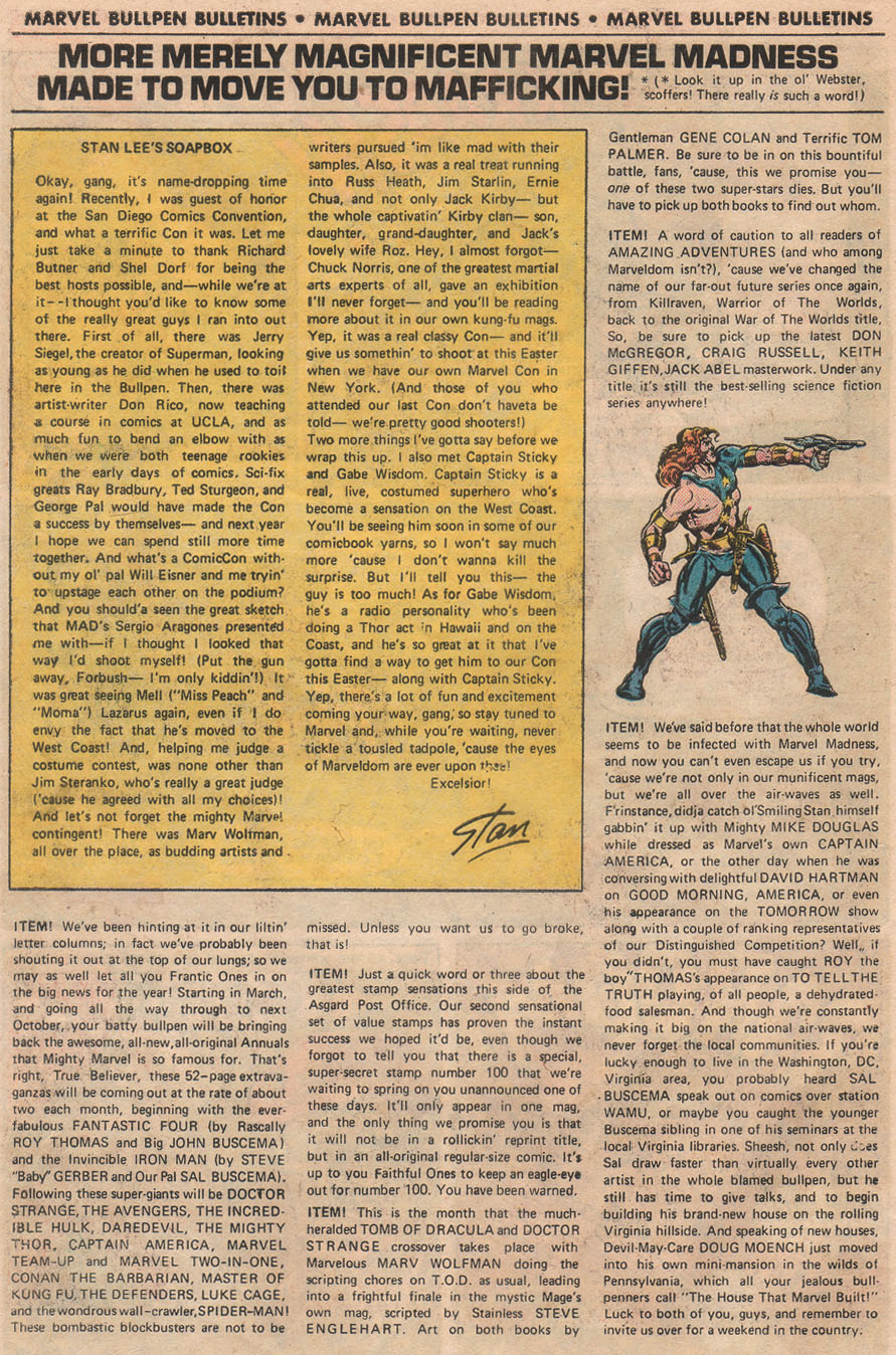 Read online Sgt. Fury comic -  Issue #133 - 30