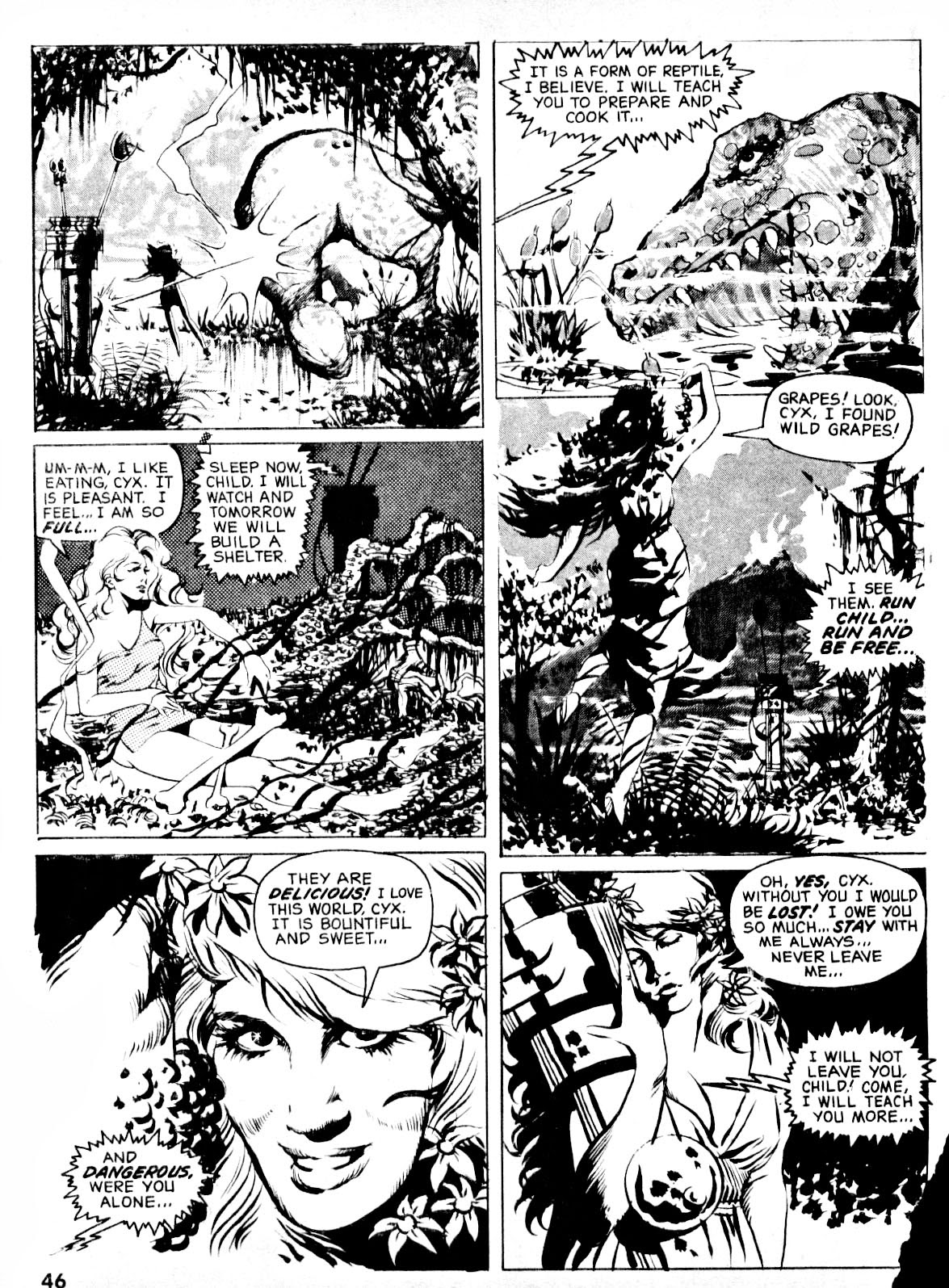 Nightmare (1970) issue 14 - Page 44