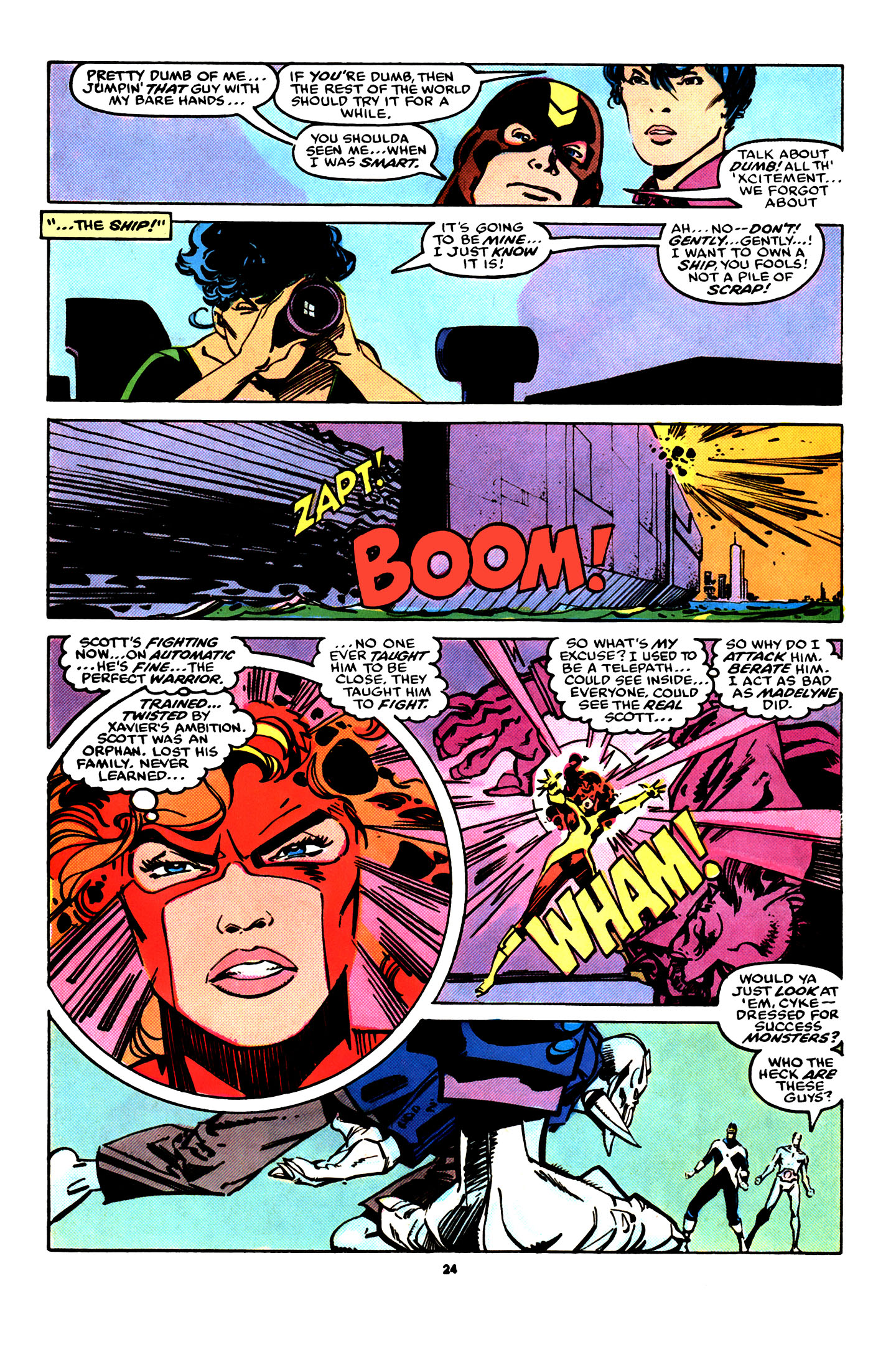 Read online X-Factor (1986) comic -  Issue #29 - 19