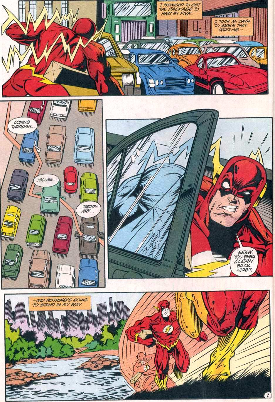 Read online The Flash (1987) comic -  Issue # _Annual 8 - 3