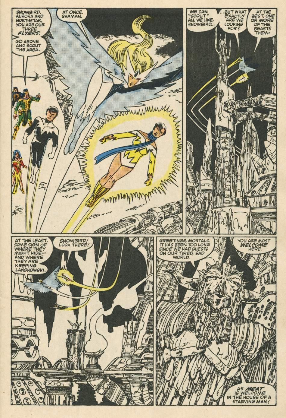 Read online Alpha Flight (1983) comic -  Issue #24 - 13