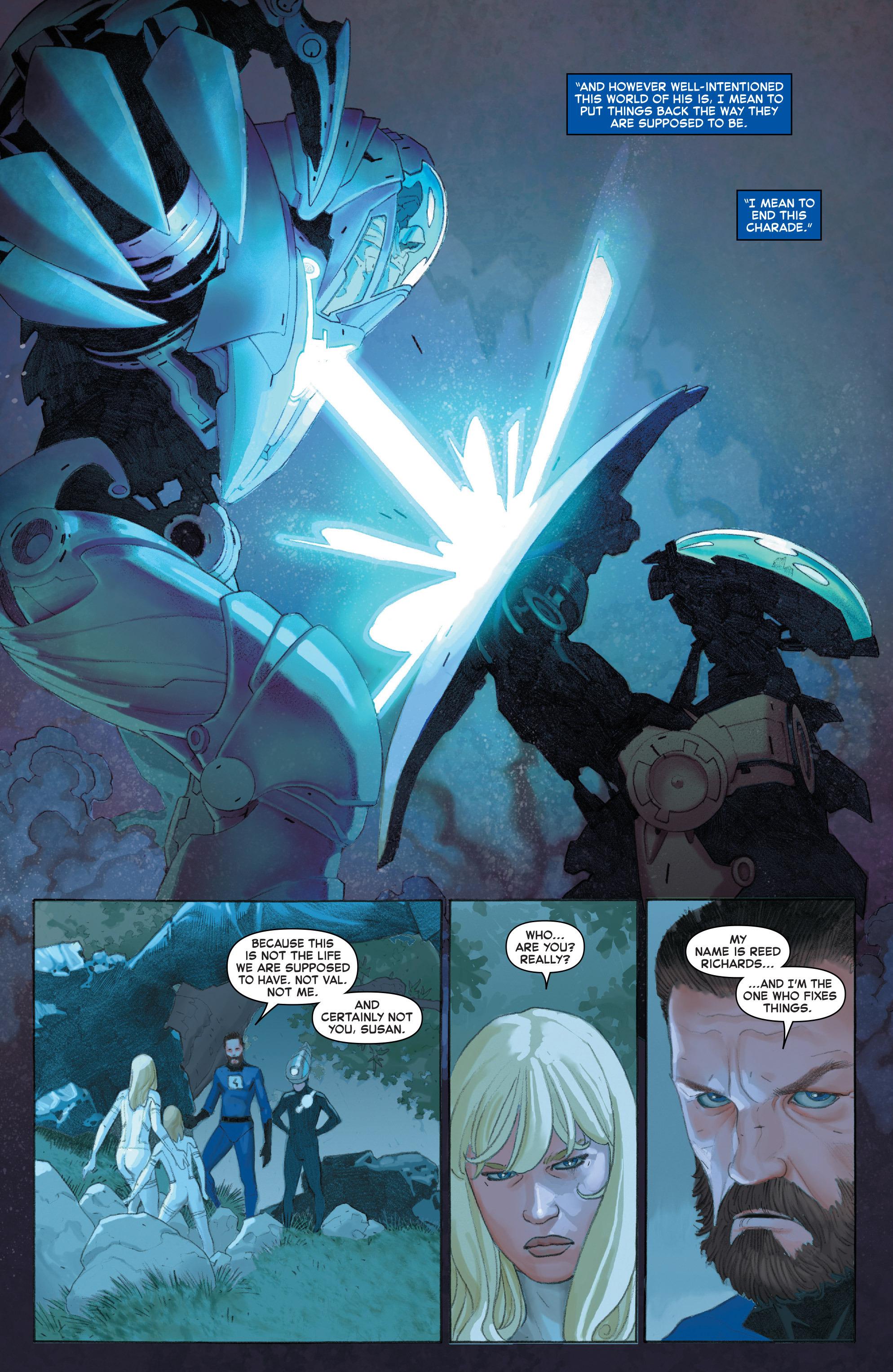 Read online Secret Wars comic -  Issue #9 - 9