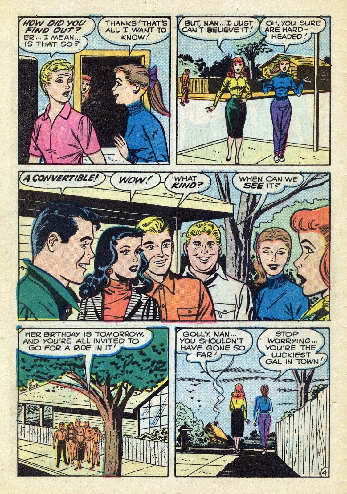 Patsy Walker 66 Page 1