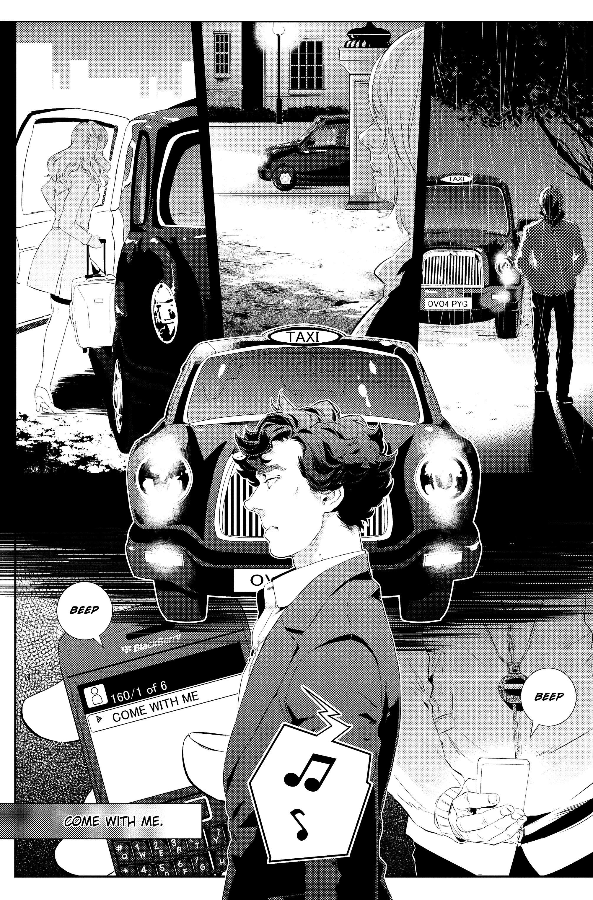 Read online Sherlock: A Study In Pink comic -  Issue #5 - 20