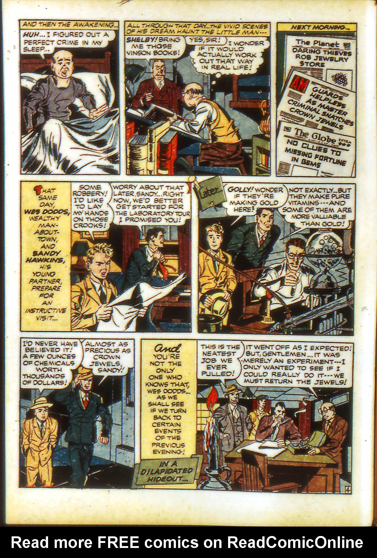 Read online Adventure Comics (1938) comic -  Issue #89 - 6