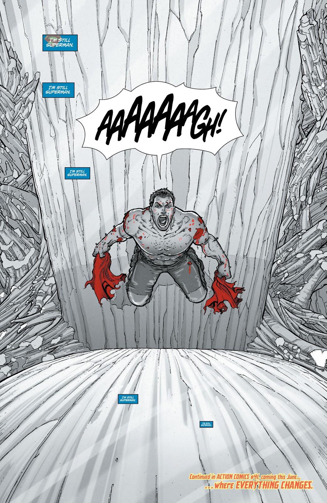 Read online DC Sneak Peek: Action Comics comic -  Issue # Full - 10