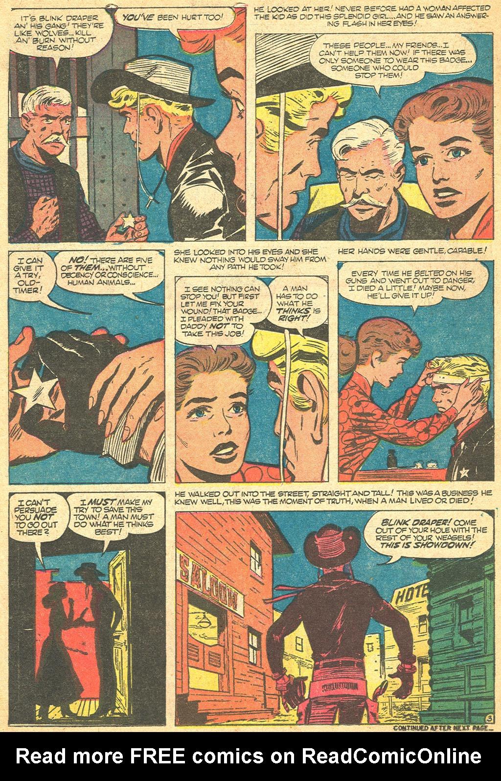 Read online Two-Gun Kid comic -  Issue #37 - 18