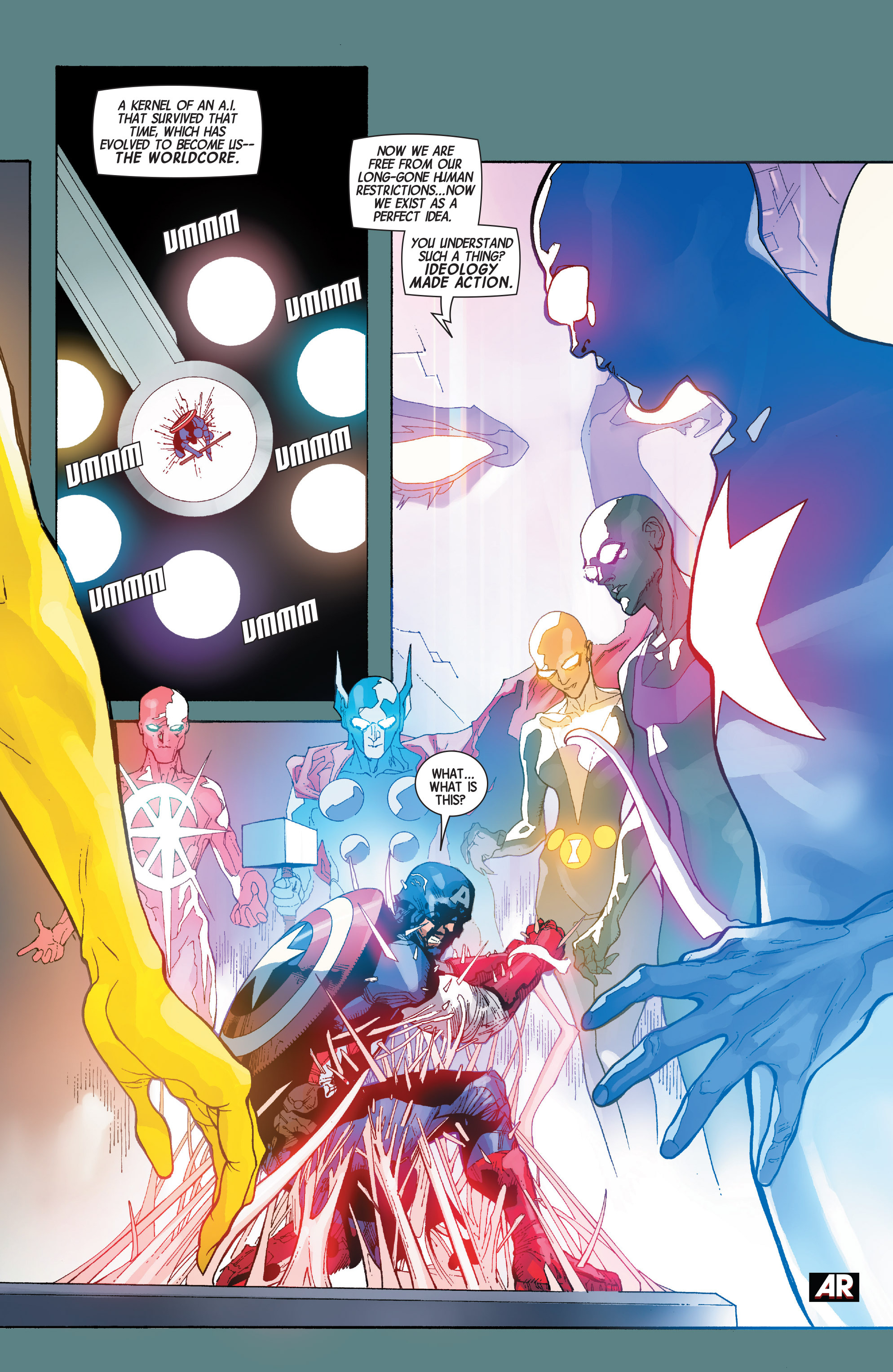 Read online Avengers (2013) comic -  Issue #Avengers (2013) _TPB 6 - 110