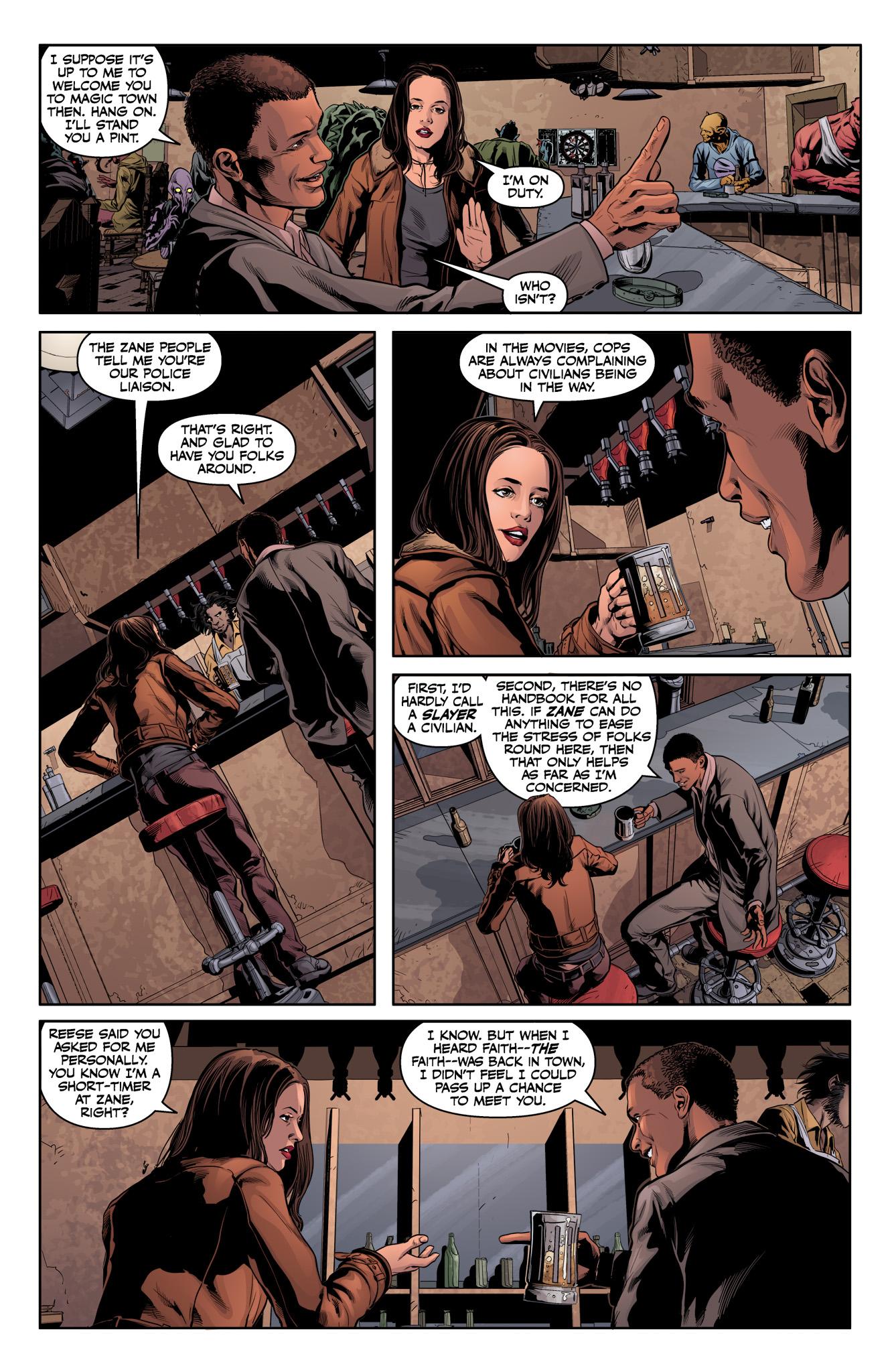 Read online Angel & Faith Season 10 comic -  Issue #11 - 18